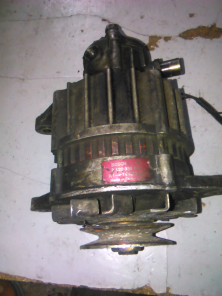 Alternator Nissan Cabstar E 110.35 cod 9120334641