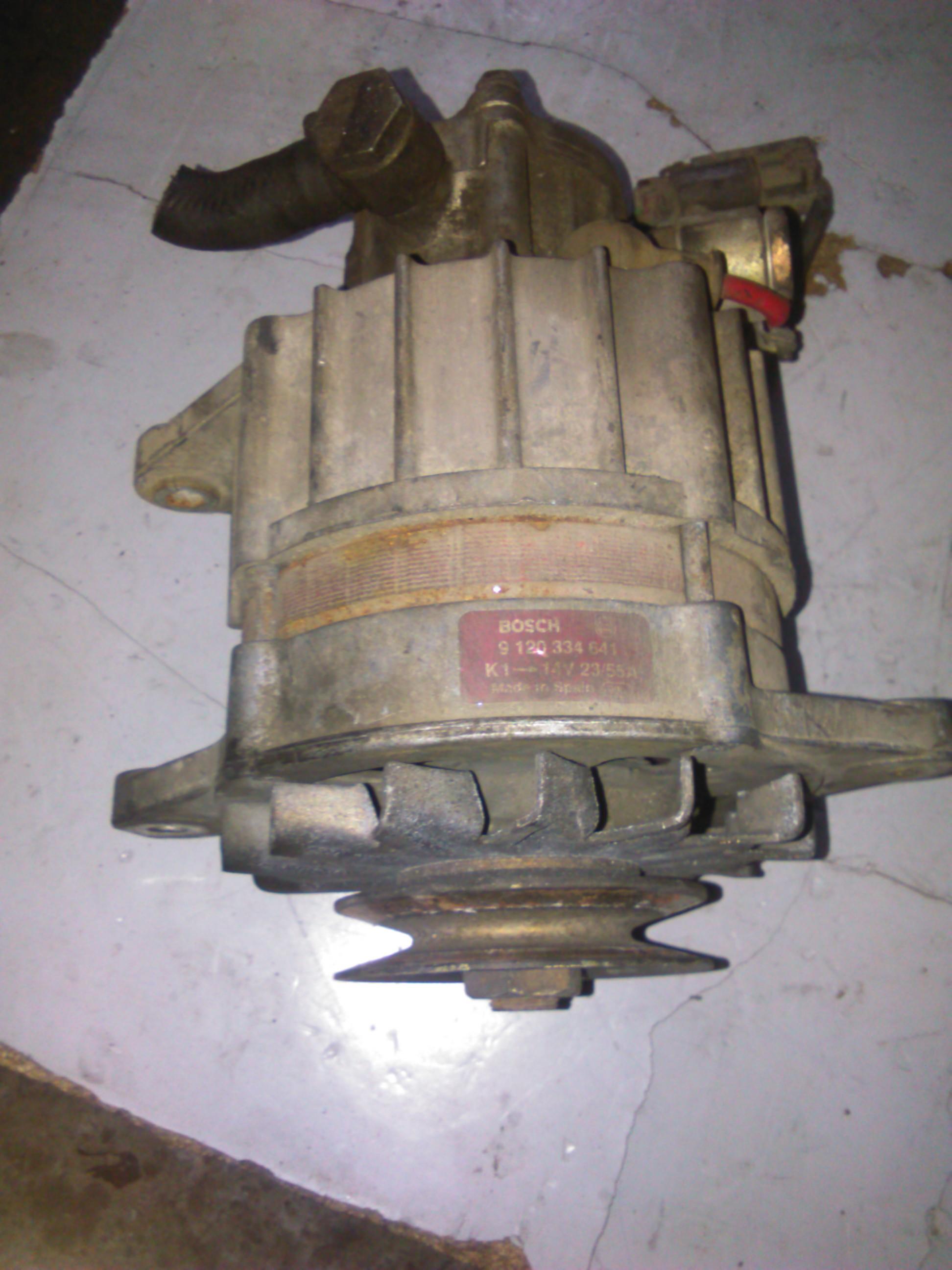 Alternator Nissan Trade 3.0d cod 9120334641