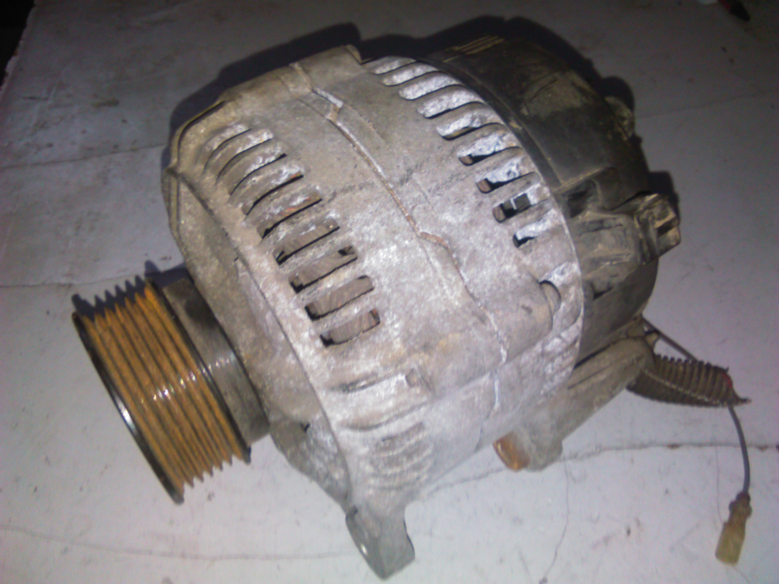 Alternator Volvo S70, V70 2.5TDI cod 0123515028