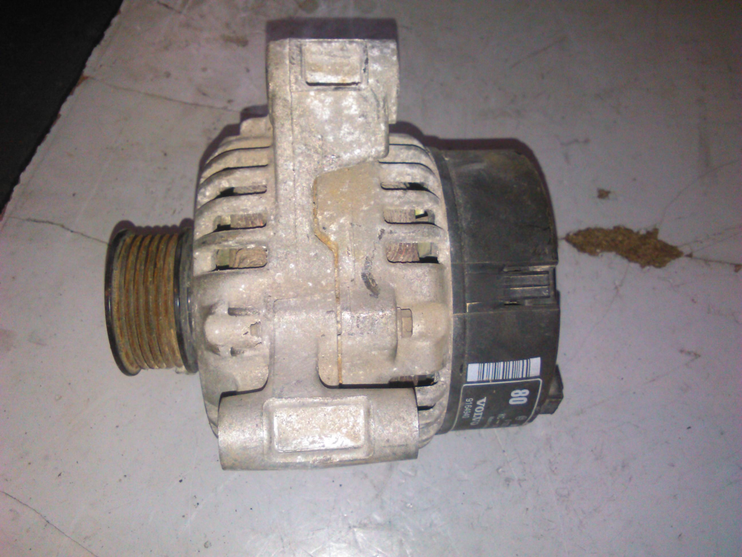 Alternator Volvo V40 1.8, S40 1.8 cod 0123315021