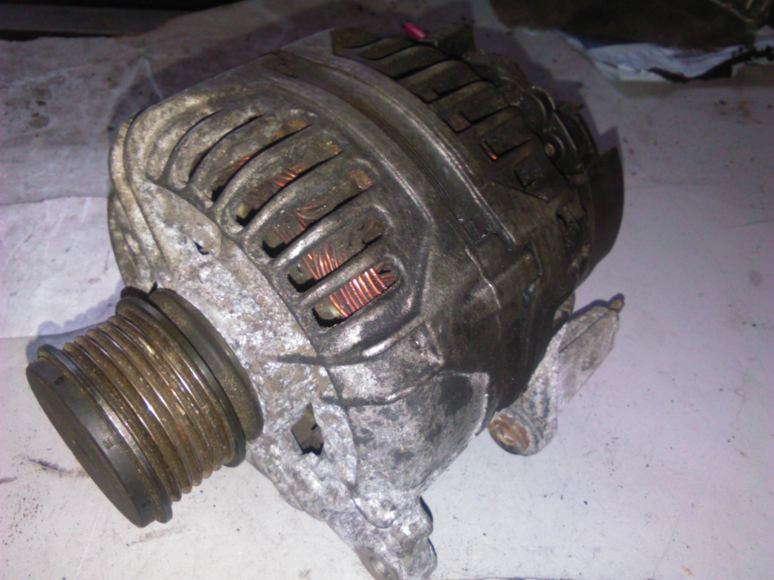 Alternator Vw Polo 1.4tdi, Skoda Fabia 1.4TDI cod 045903023a