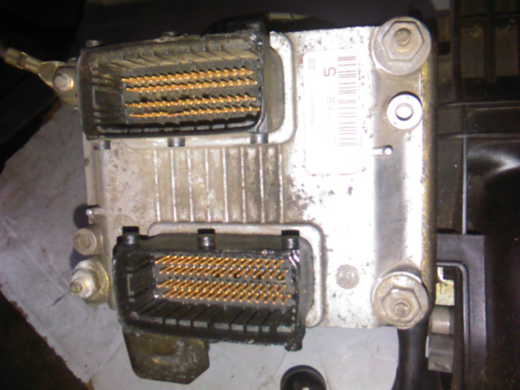 Ecu Fiat Punto 1.2 16v cod 0261207901 188a5000