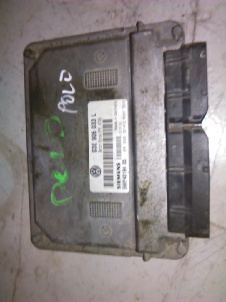 Ecu VW Polo 1.2 AZQ cod 03E906033l