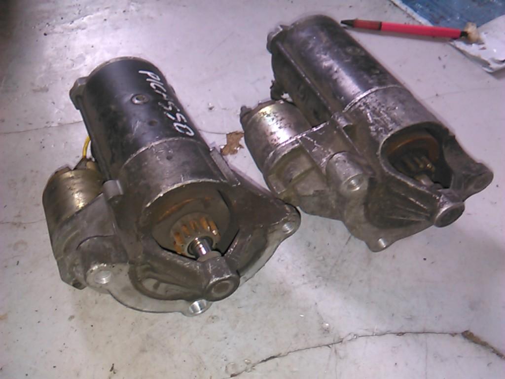 Electromotor Citroen Peugeot 1.9d, 2.0hdi Xsara, Berlingo cod D7r26