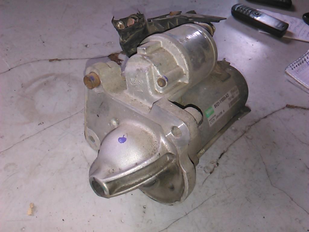 Electromotor Ford Fiesta 1.4tdci, 1.6tdci cod 8V21-11000-AD