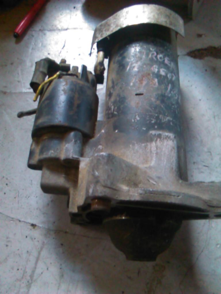 Electromotor Citroen Saxo 1.5d, Peugeot 106 1.5d cod 0001108125