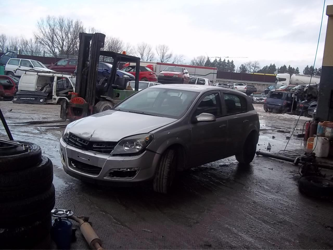 Piese opel astra h 1700 cdti