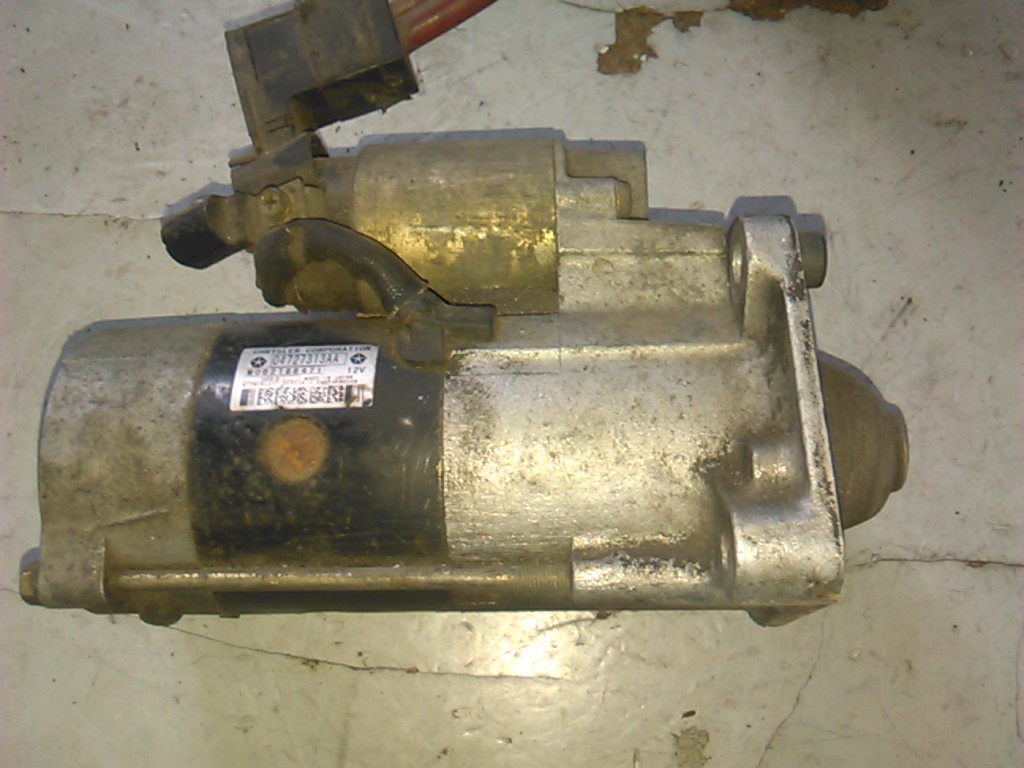 Electromotor Chrysler Voyager 2.5crd cod 04727313AA