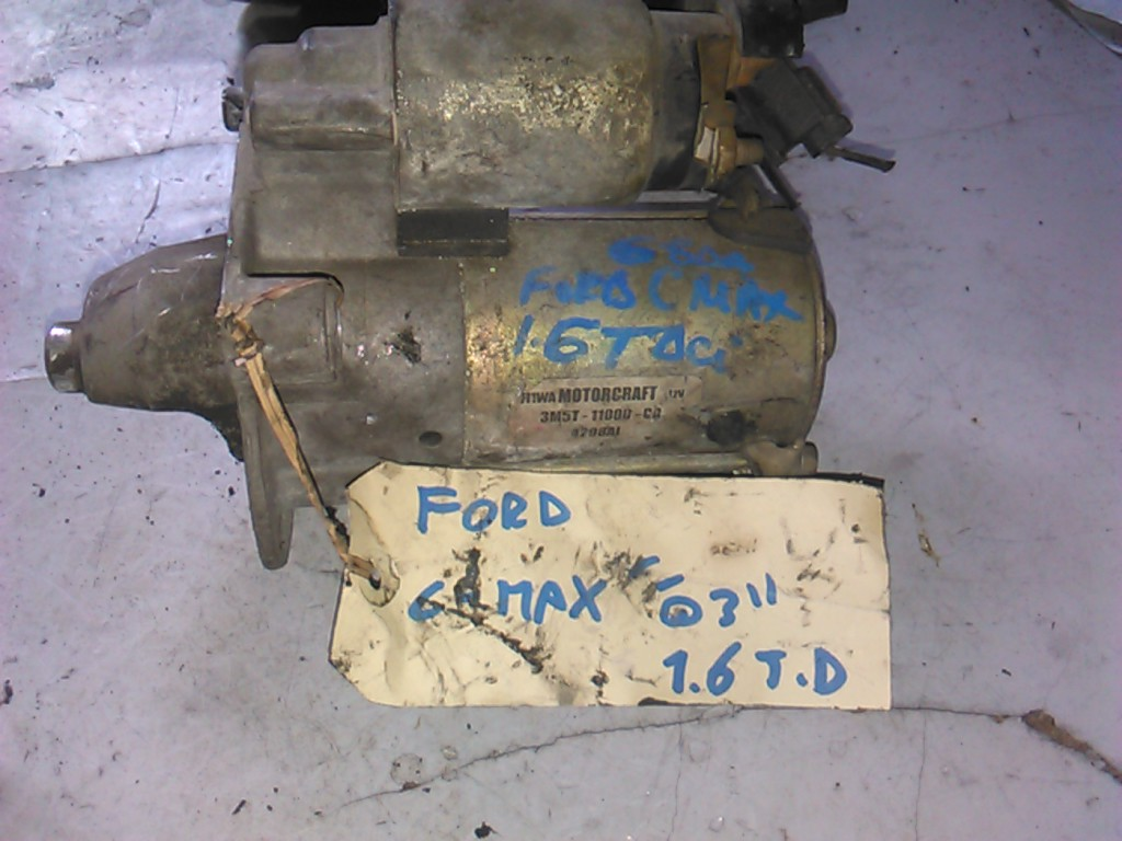 Electromotor Ford C-Max