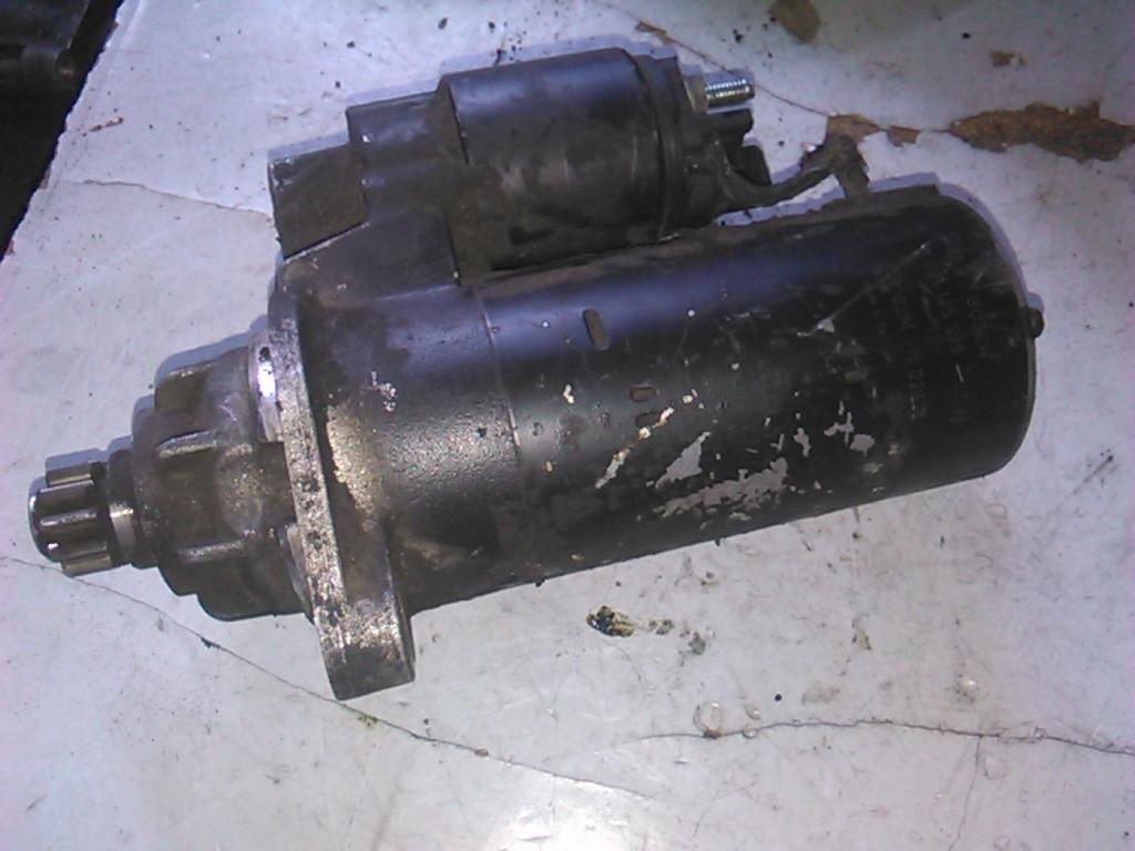 Electromotor Vw Golf IV 1.9tdi motor AJM cod 0001125018