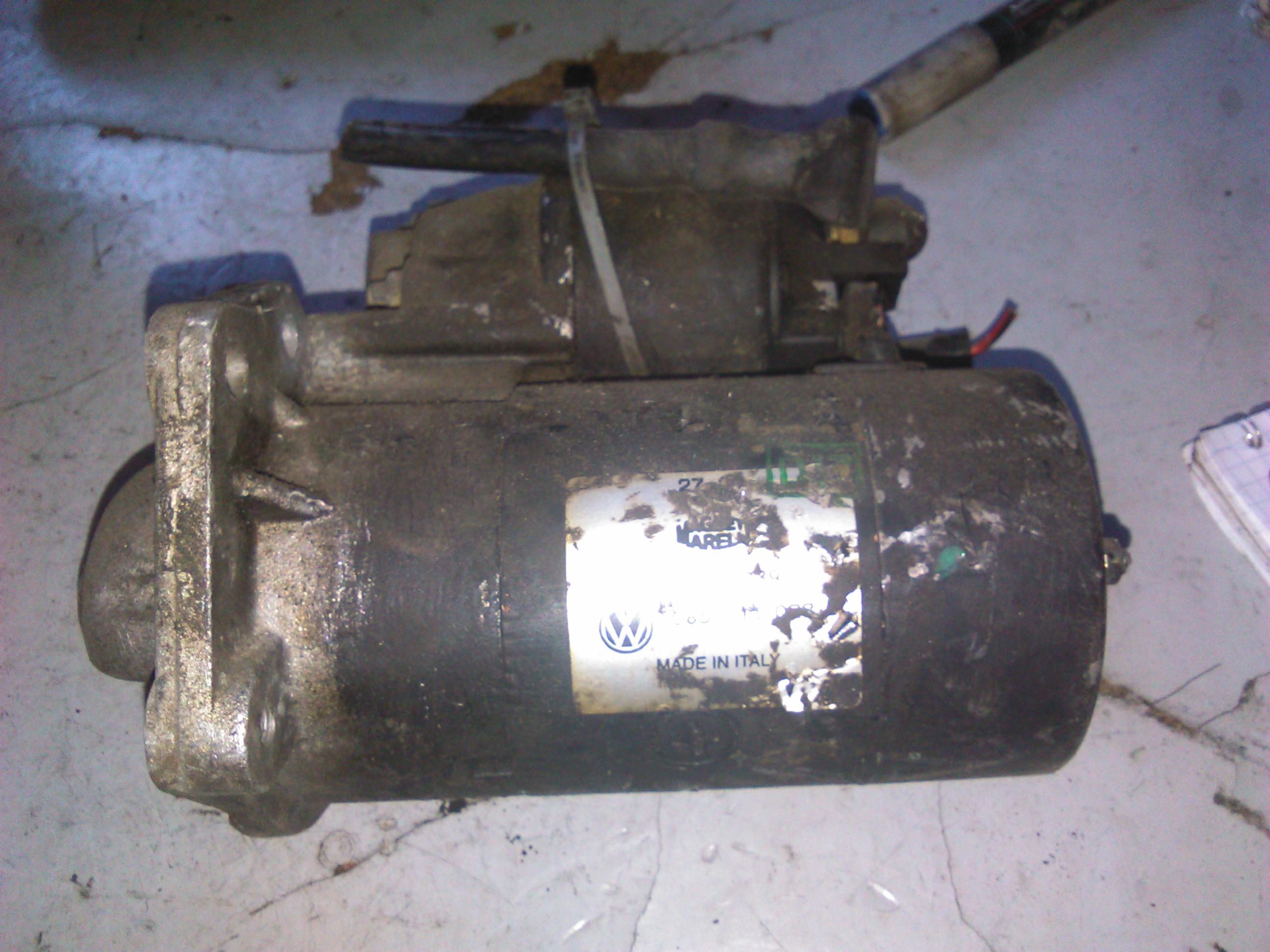 Electromotor Vw Lupo 1.4 cod 63223039