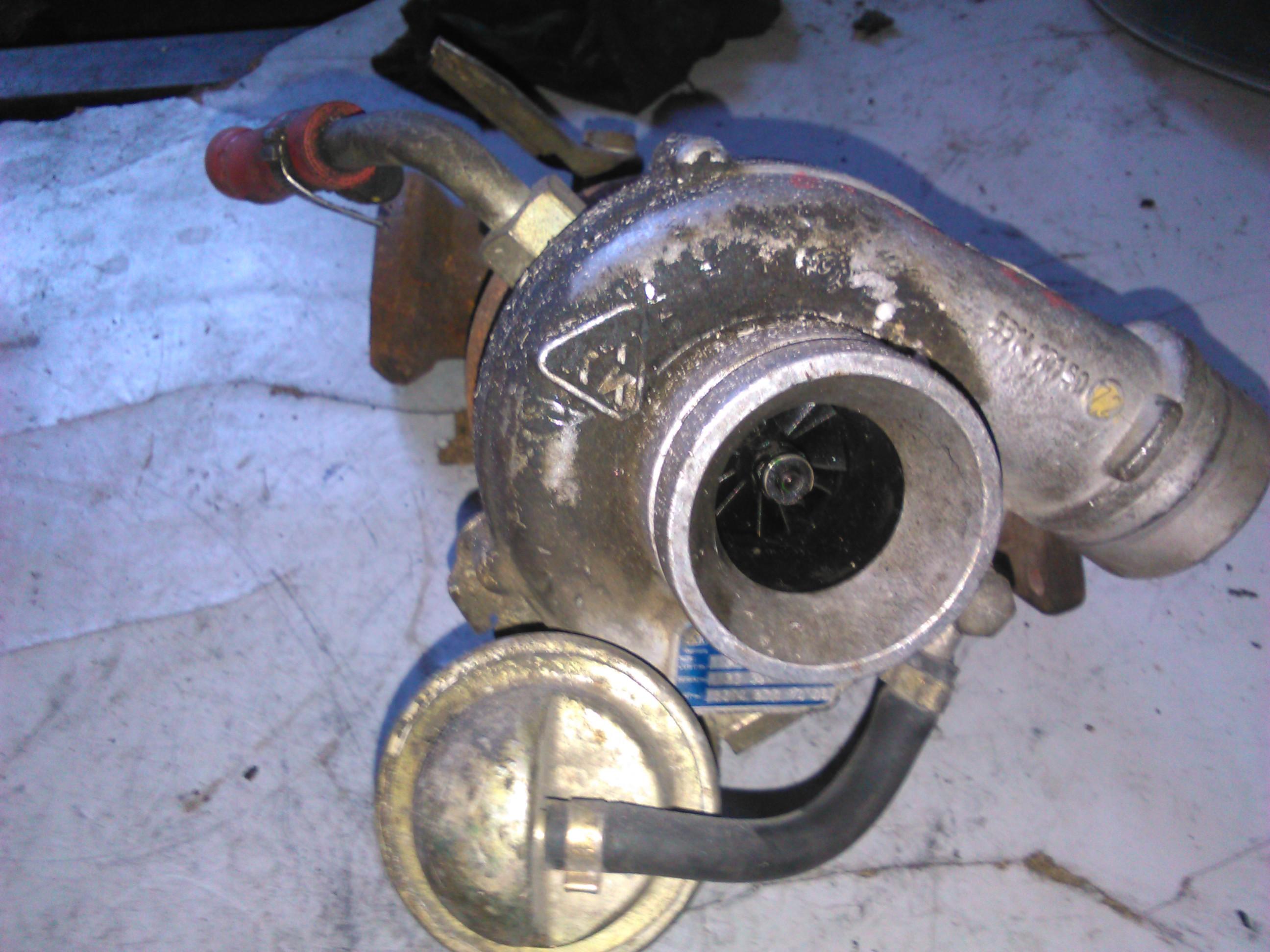 Turbina Fiat Ducato 2.5td 70kw cod 53149707005