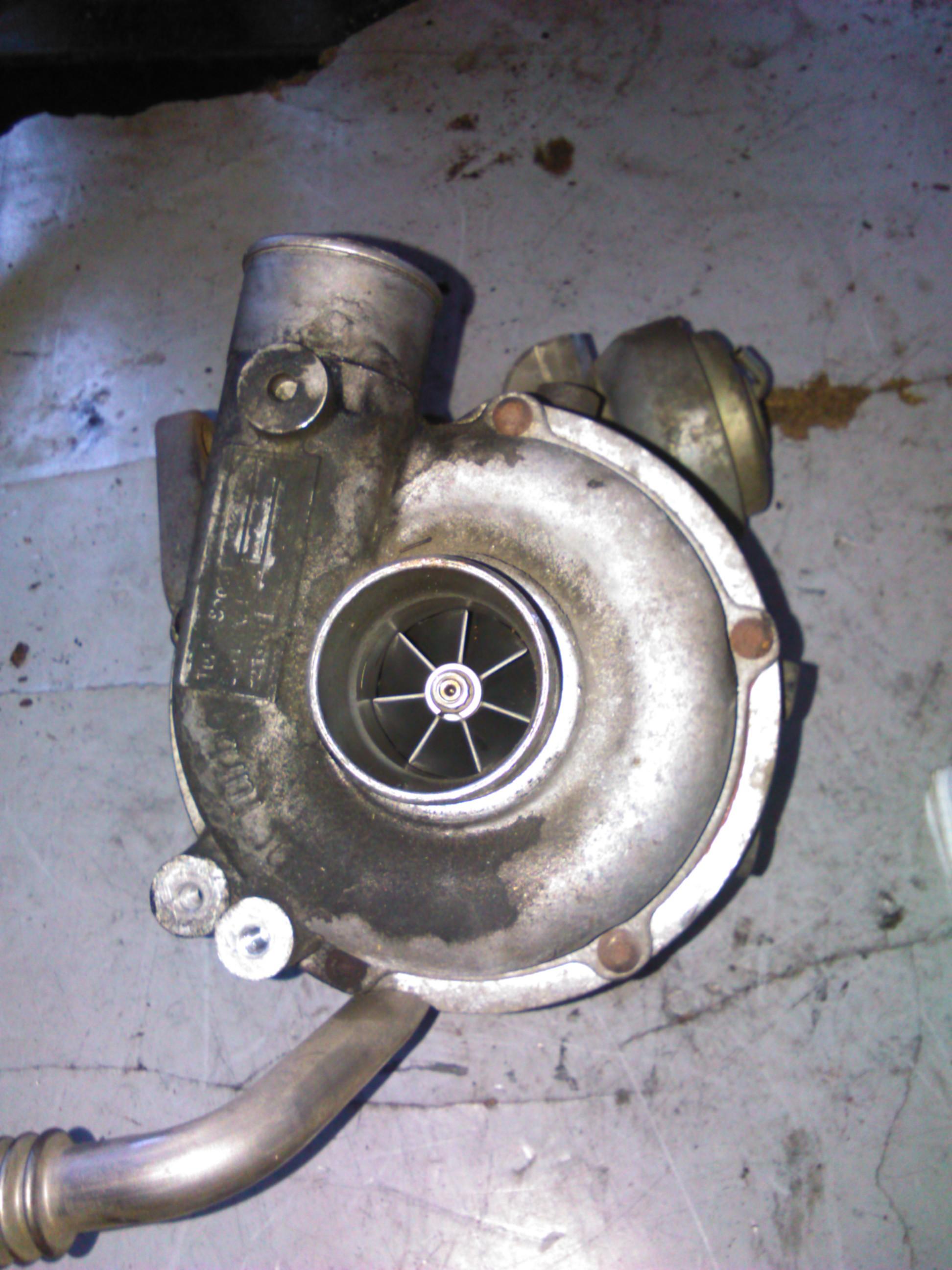 Turbina Mazda 6 2.0di RF5C