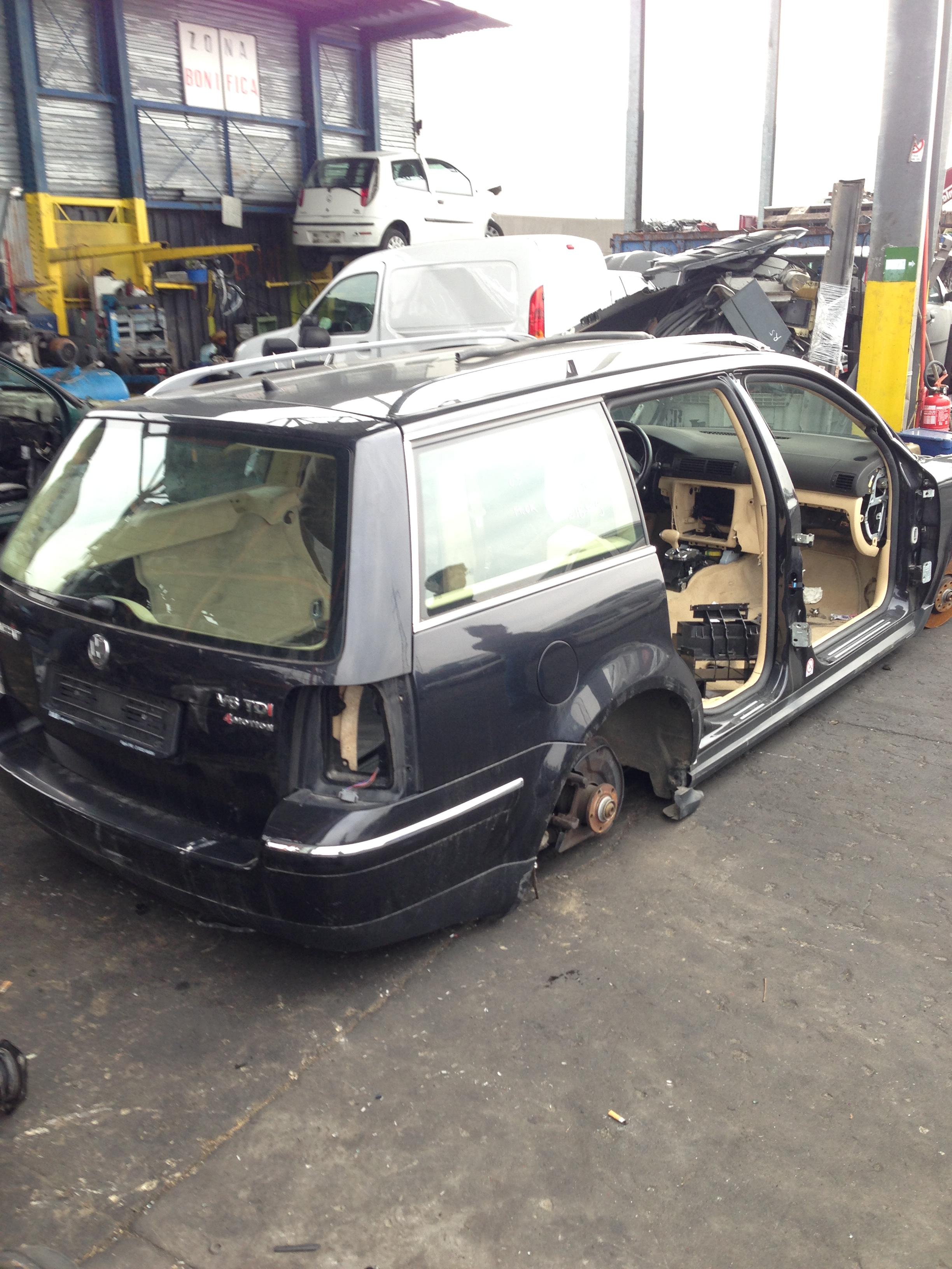 Dezmembram VW Passat 4 motion