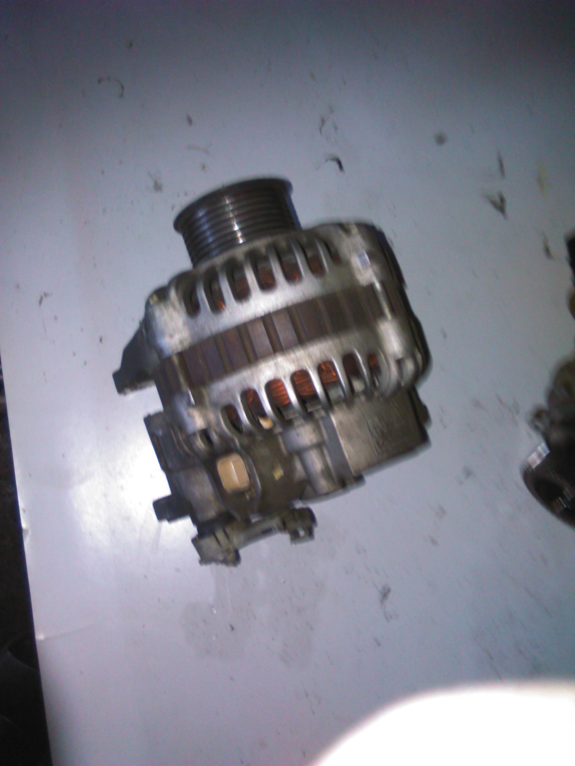 Alternator Mazda 6 2.0di
