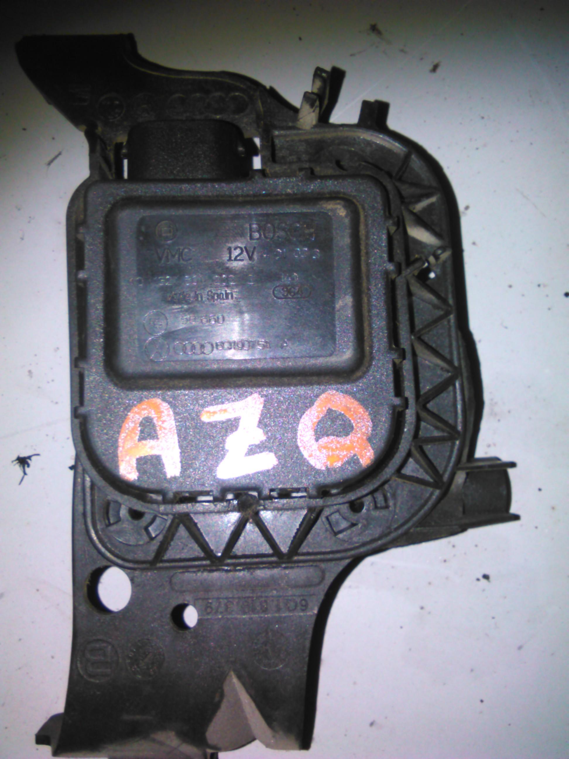 Motoras reglare aer habitaclu Vw Polo 1.2 cod 0132801202