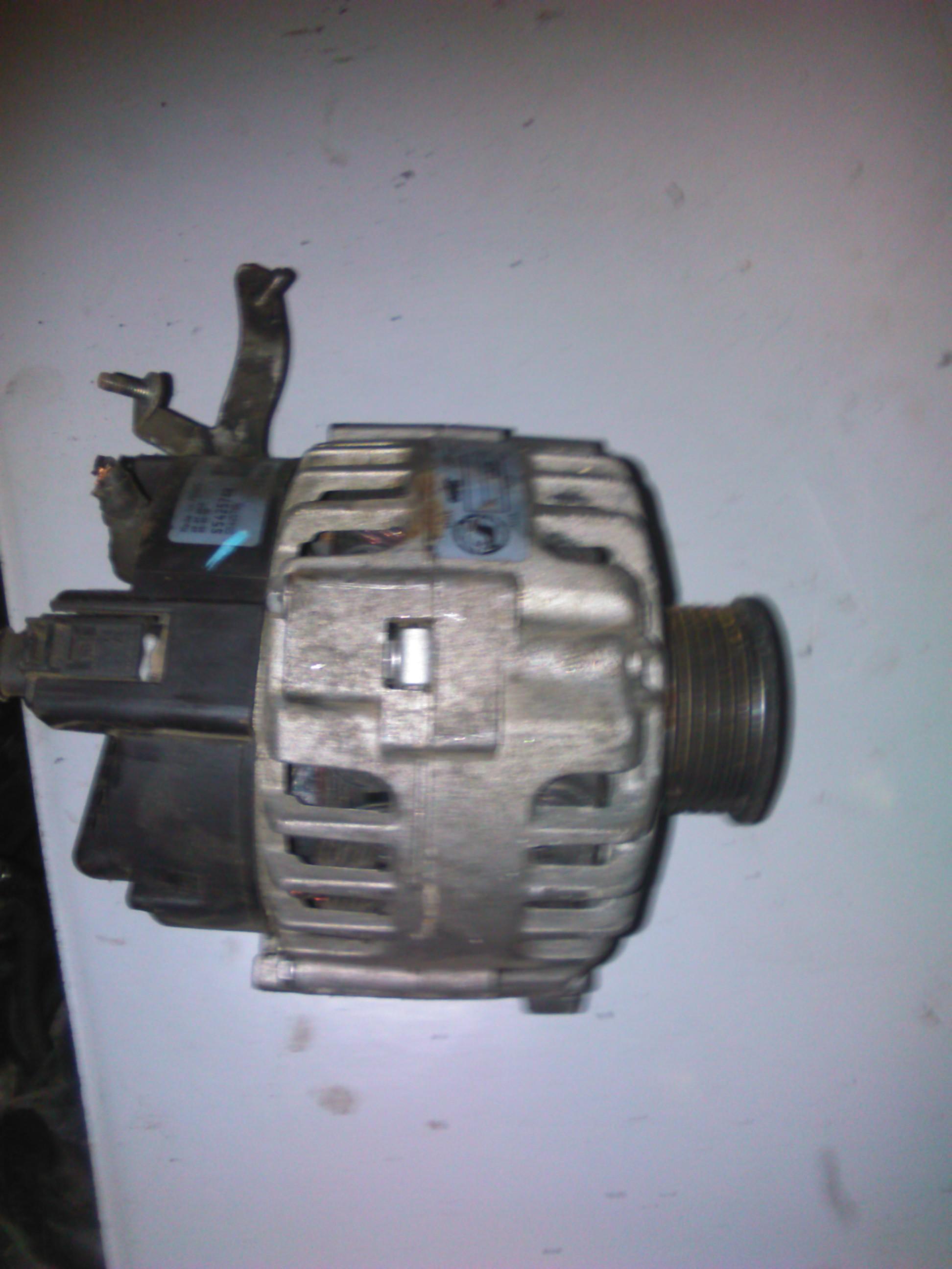 Alternator Vw Polo 1.2 motor AZQ