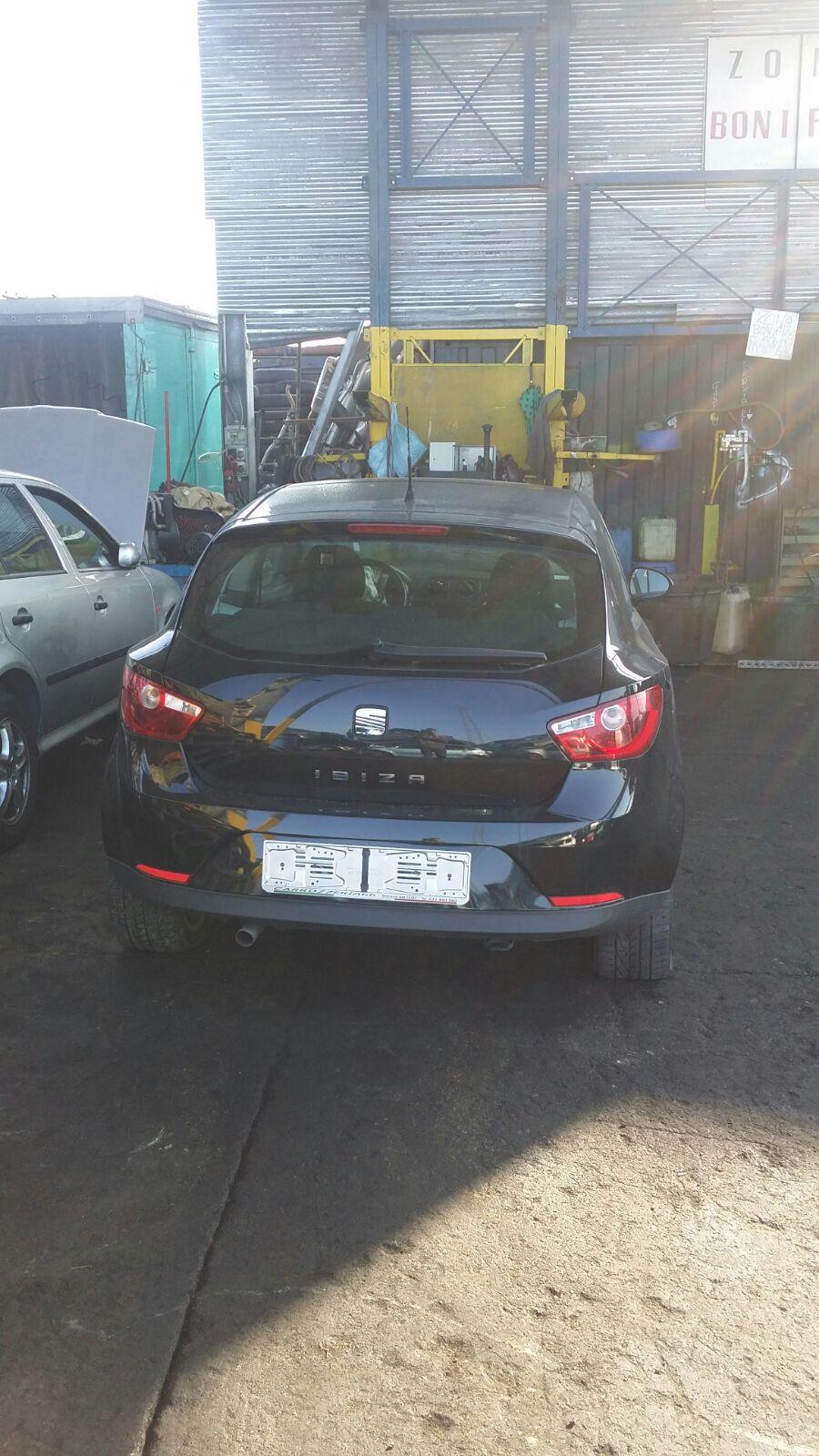 PIese dez Ibiza 2011 1.6 benzina