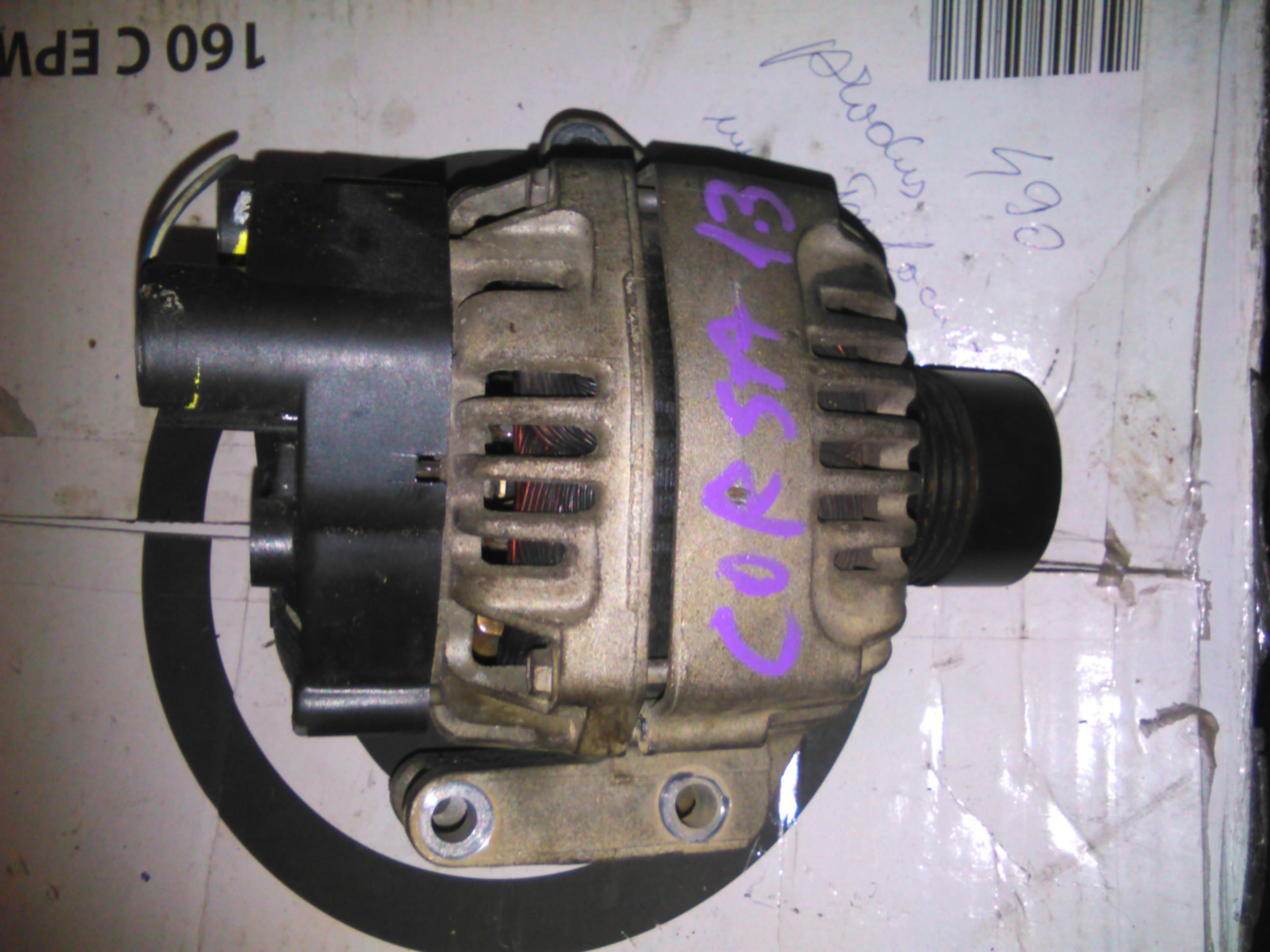 Alternator Opel Corsa C 1.3cdti cod 703015208