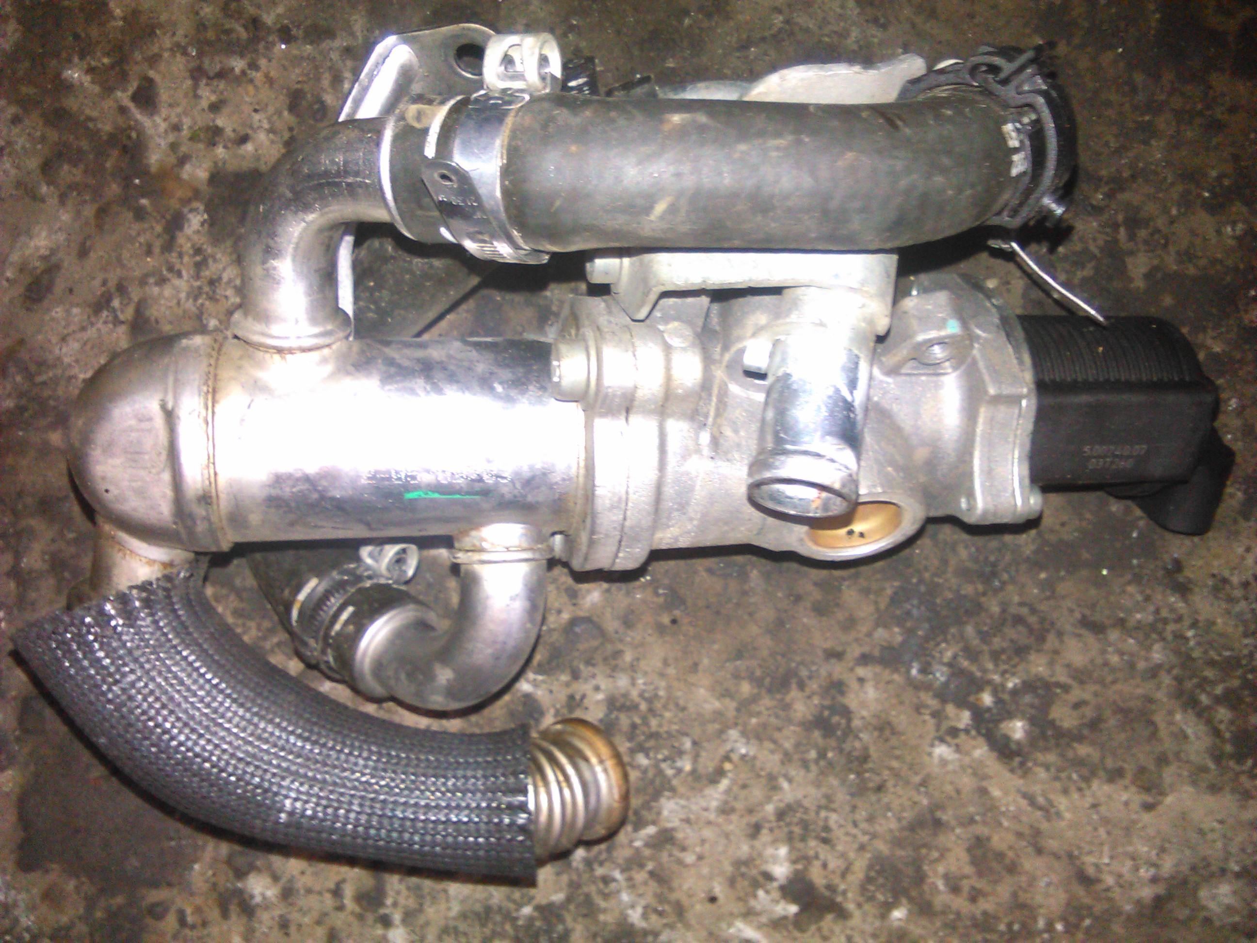 EGR Opel Corsa C 1.3CDTi motor Z13DT