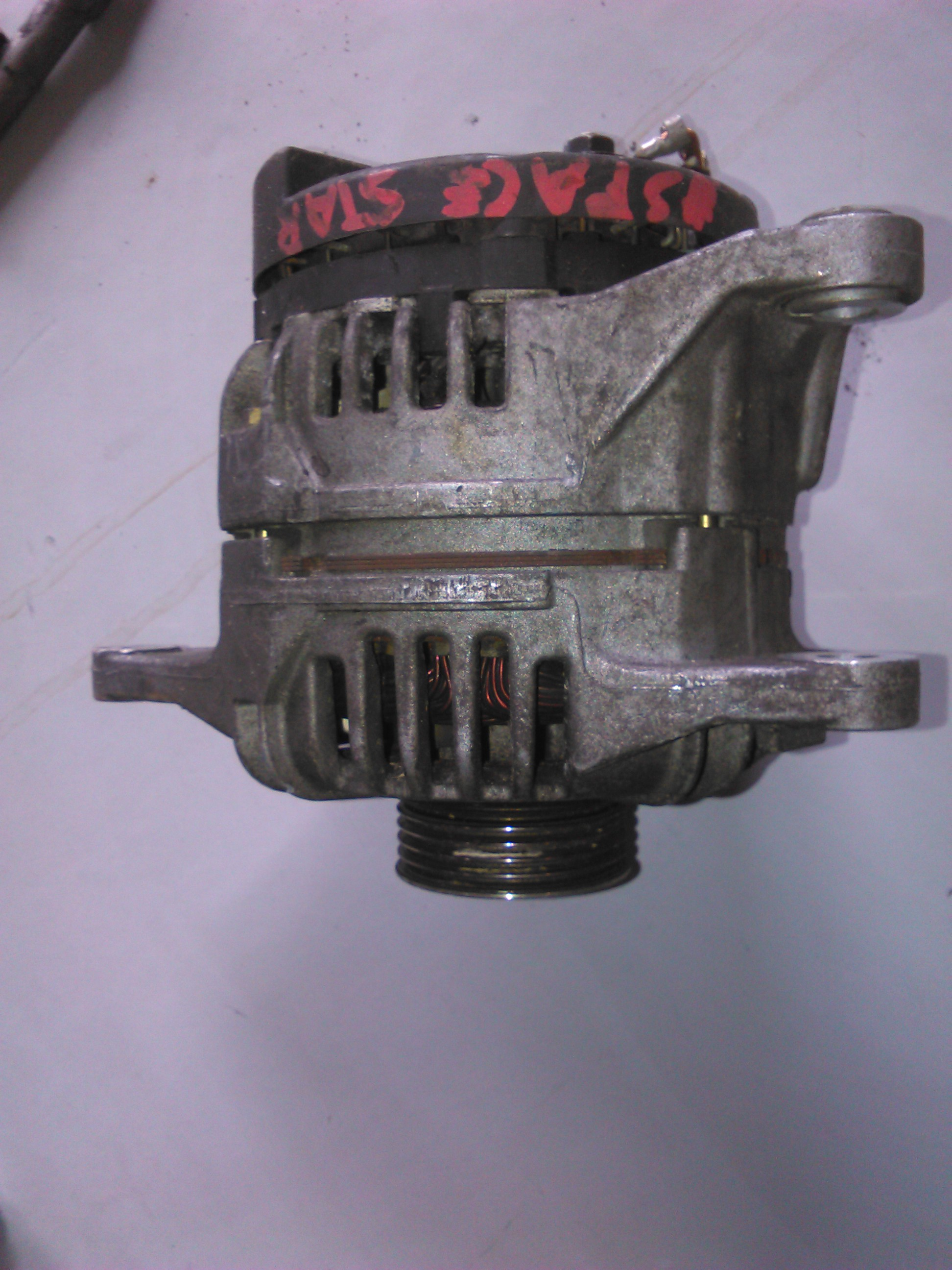 Alternator Mitsubishi Space Star 1.3 16v cod 0124325008