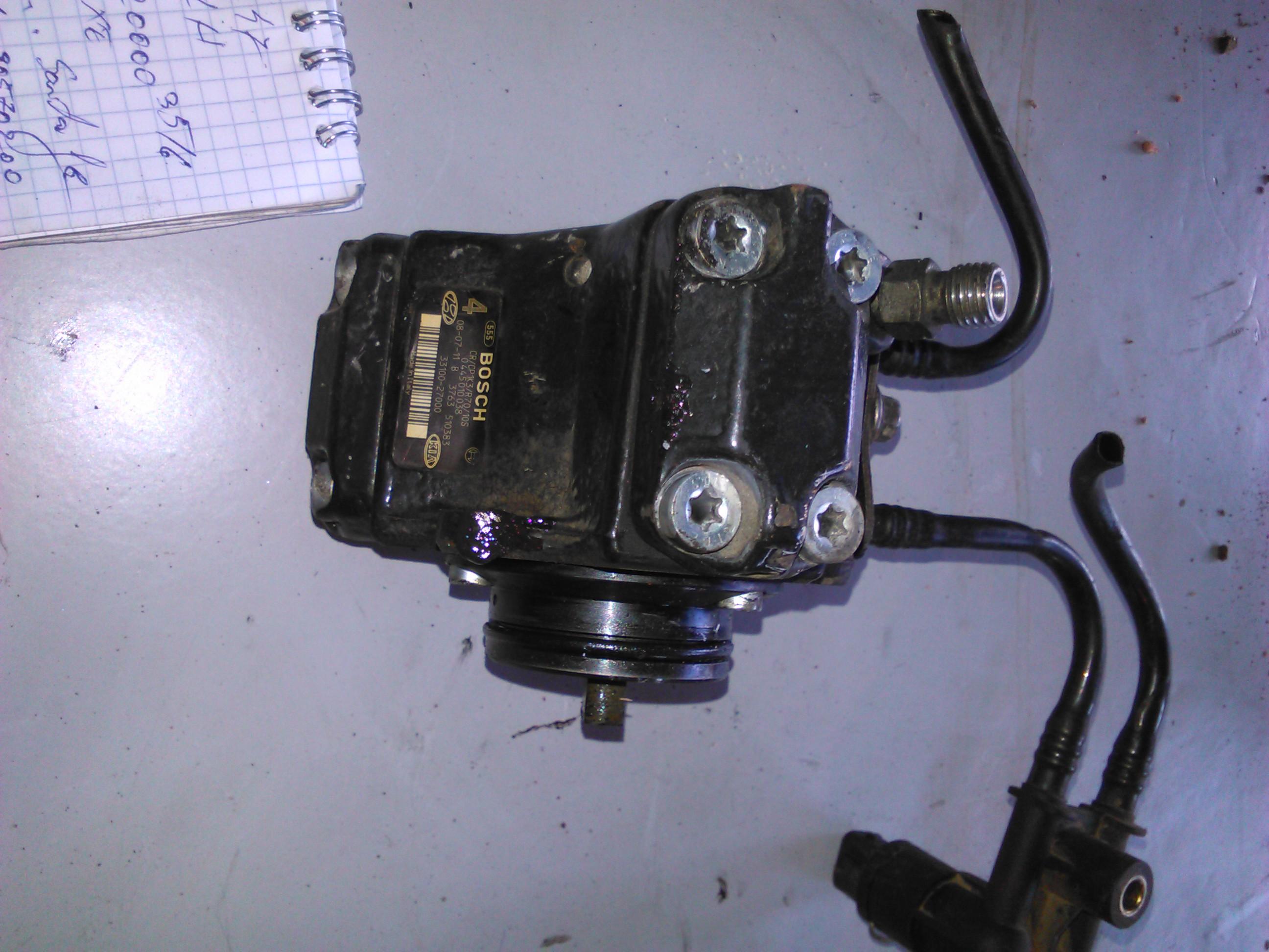 Pompa inalta presiune Hyundai Santa Fe 2.0crdi 0445010038