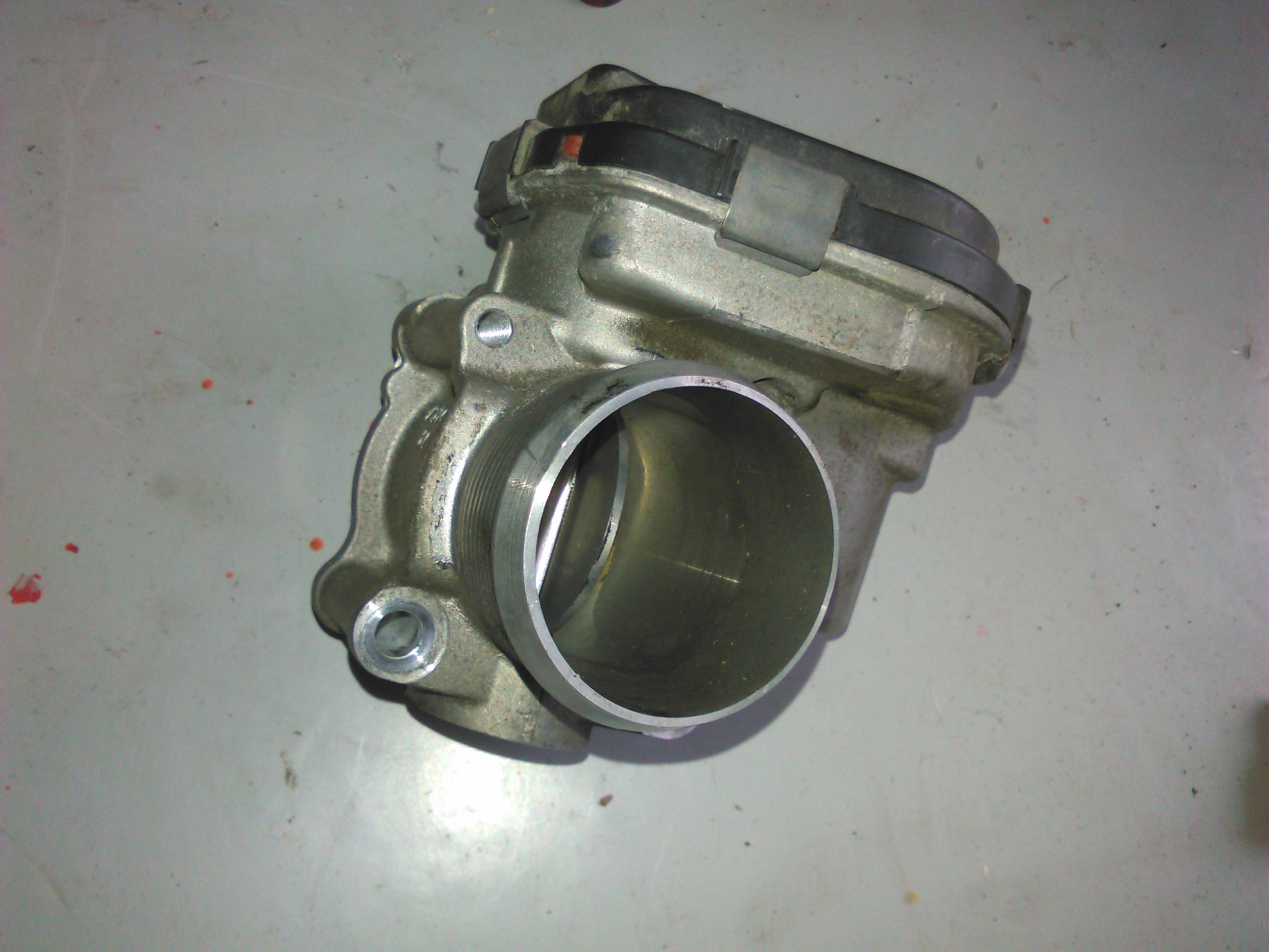 Clapeta acceleratie Citroen Berlingo 1.6 HDI cod 9673534480