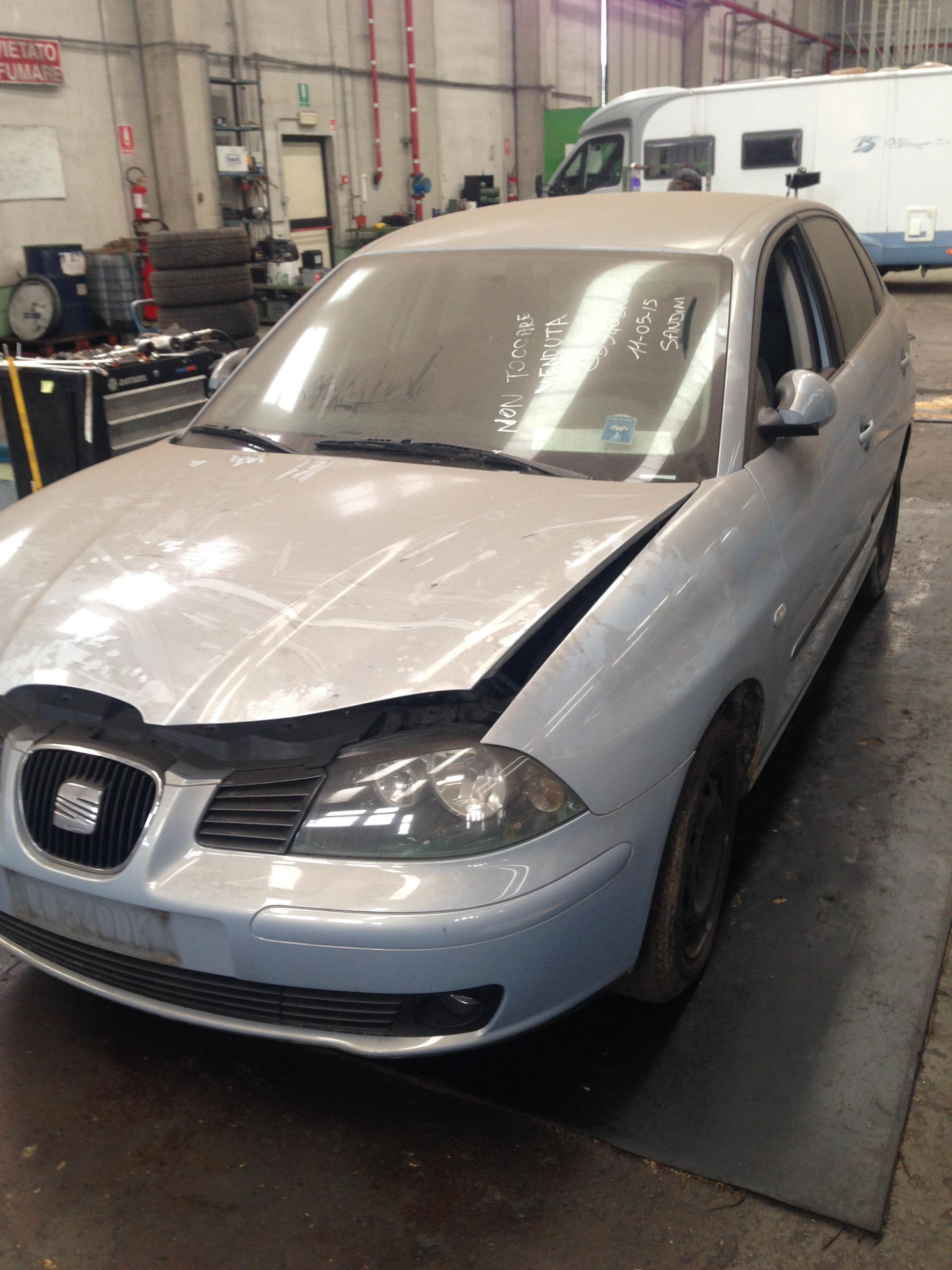Dezmembram Seat Ibiza Cod motor AMF 1,4 TDI