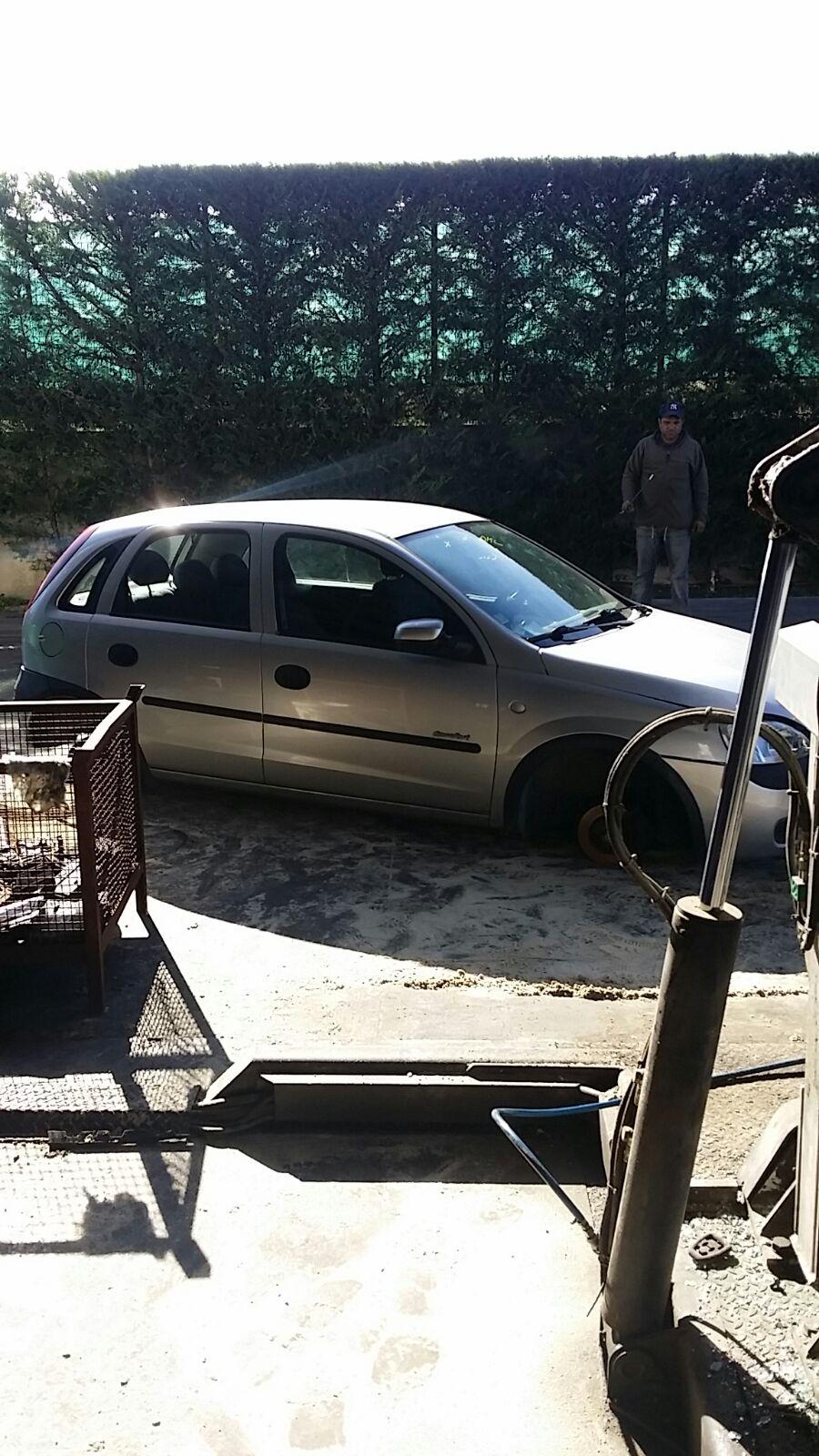 Dezmembrari Opel Corsa C 1.2