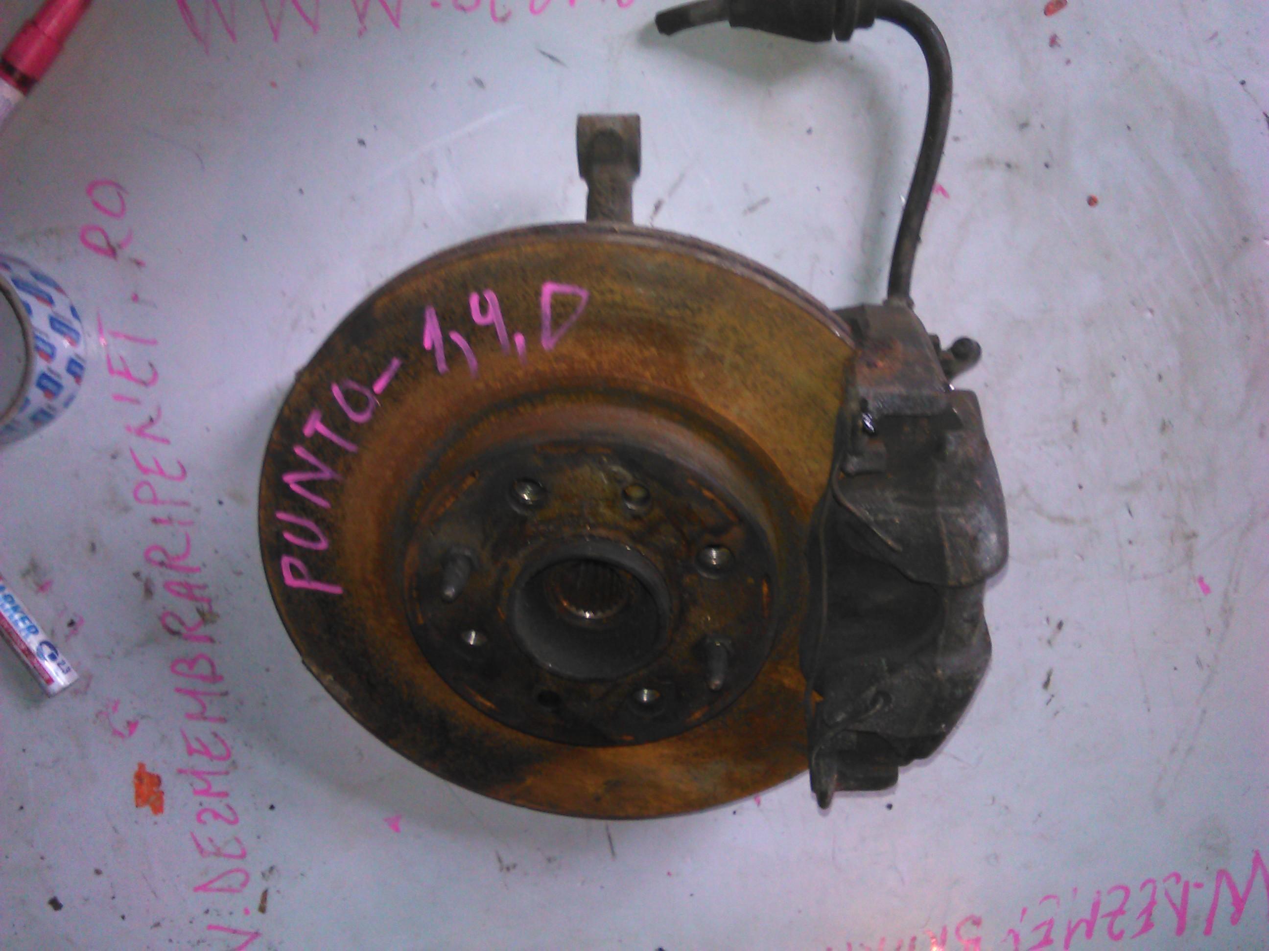 Disc frana Fiat Punto 1.9ds