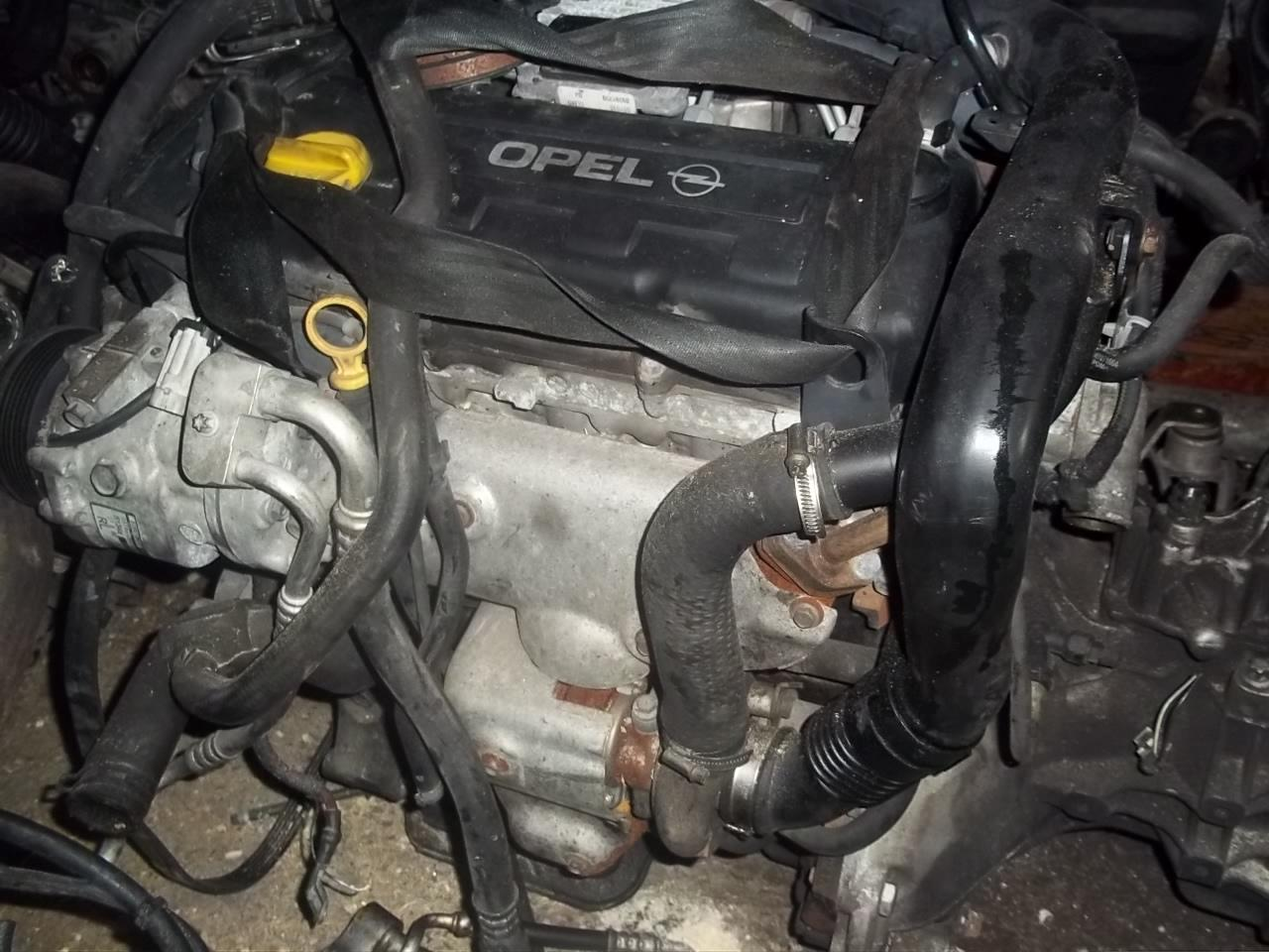 Motor opel astra g 1700 dti