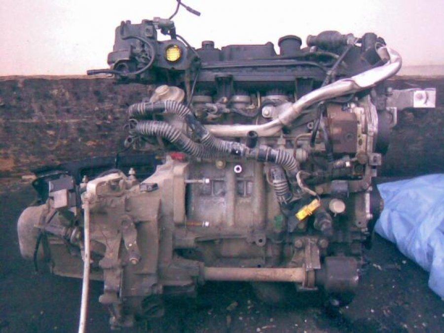 Motor peugeot  206 1400hdi