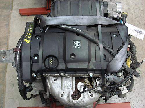 Motor peugeot 206 1.6 16 valve