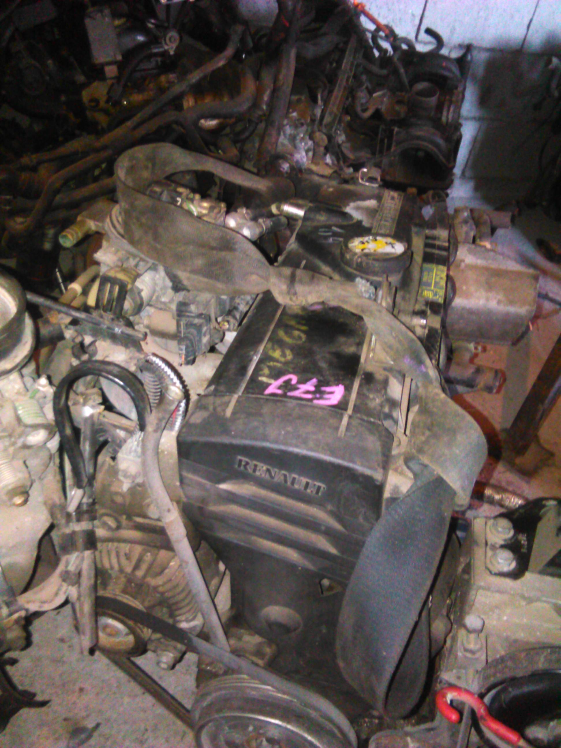 Motor E7J Renault Megane 1.4  benzina