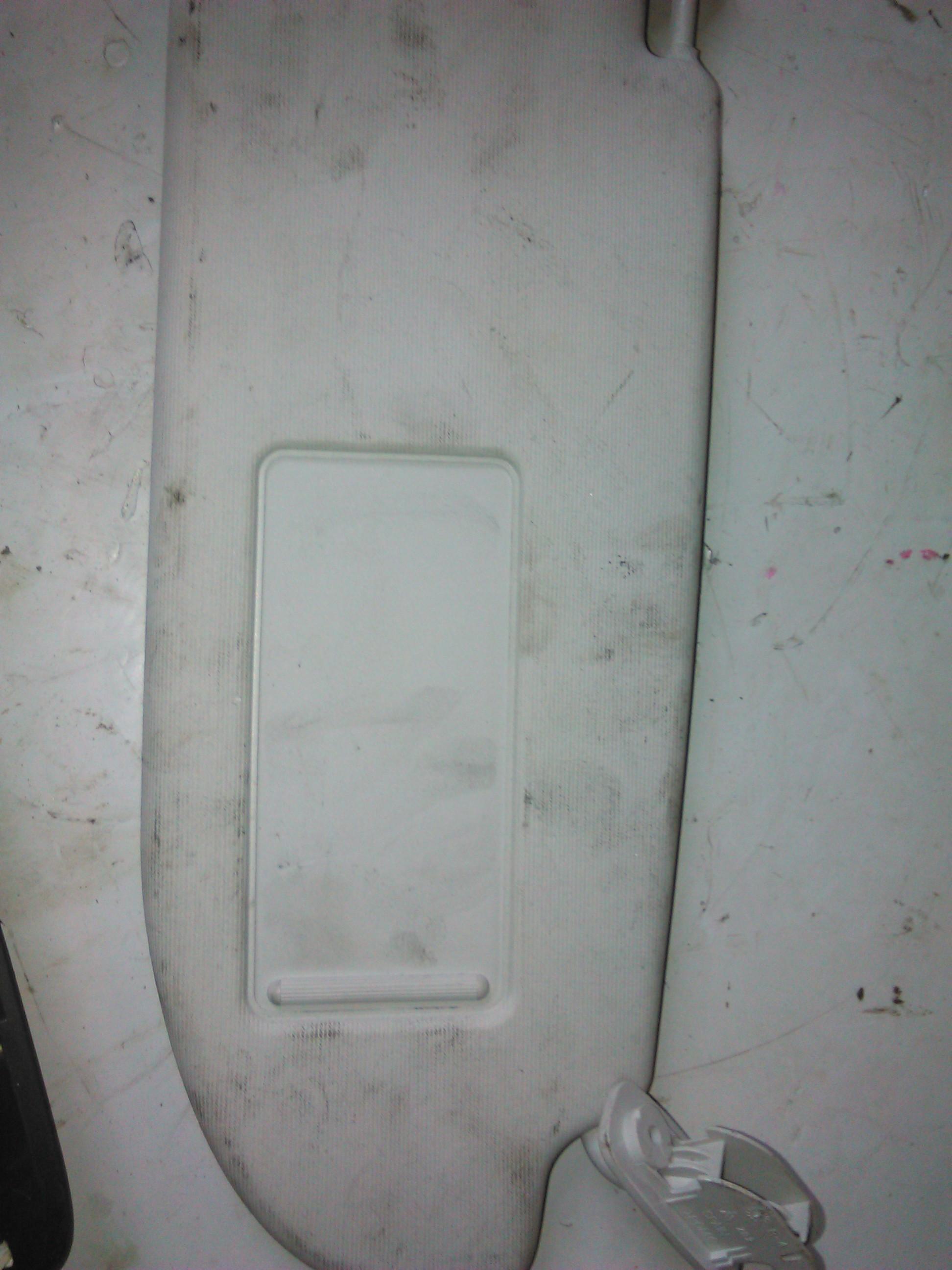 Parasolar Seat Ibiza 6J, 2011