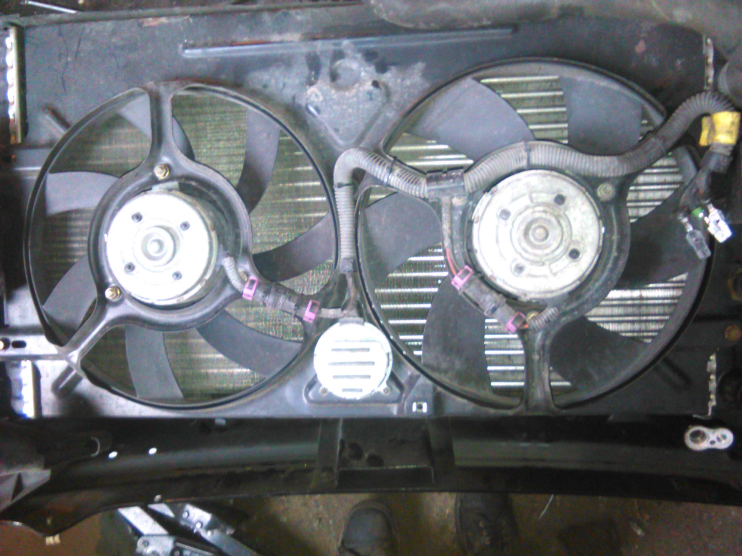 Ventilatoare Seat Ibiza 1.4 16v BBZ