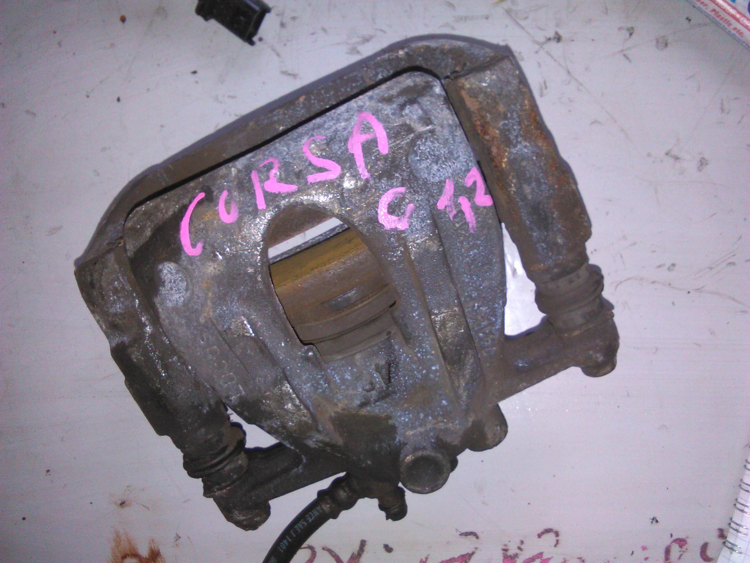 Etrier Opel Corsa C lucas 7412-2
