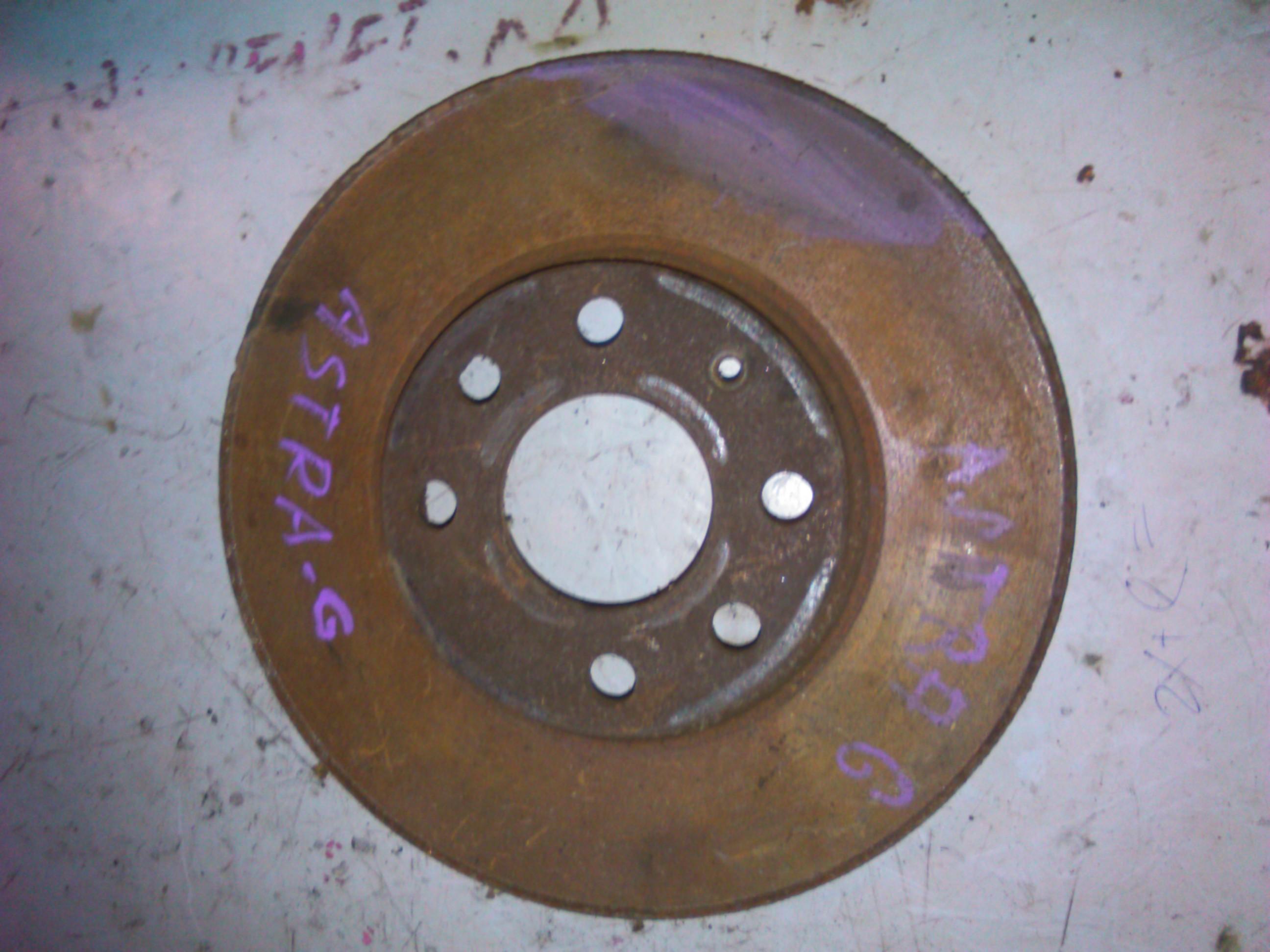 Disc Frana Opel Astra G 4 prezoane