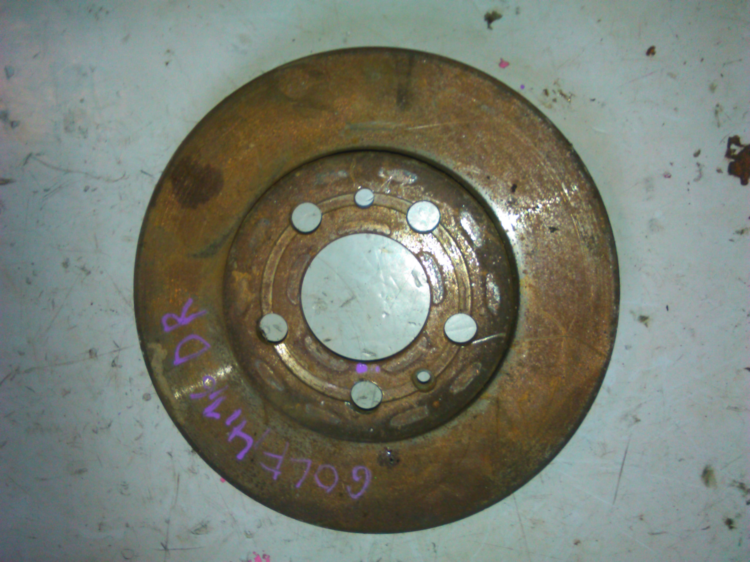 Disc frana vw Golf 4 1.6