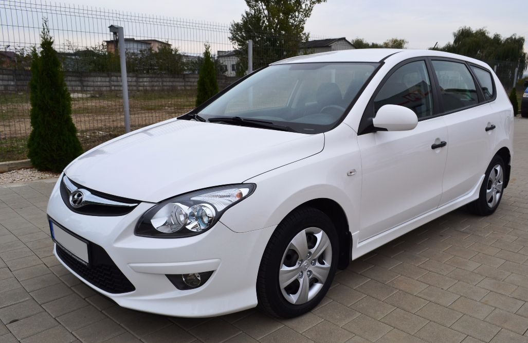 Piese Hyundai I30 1.6 crdi 2012