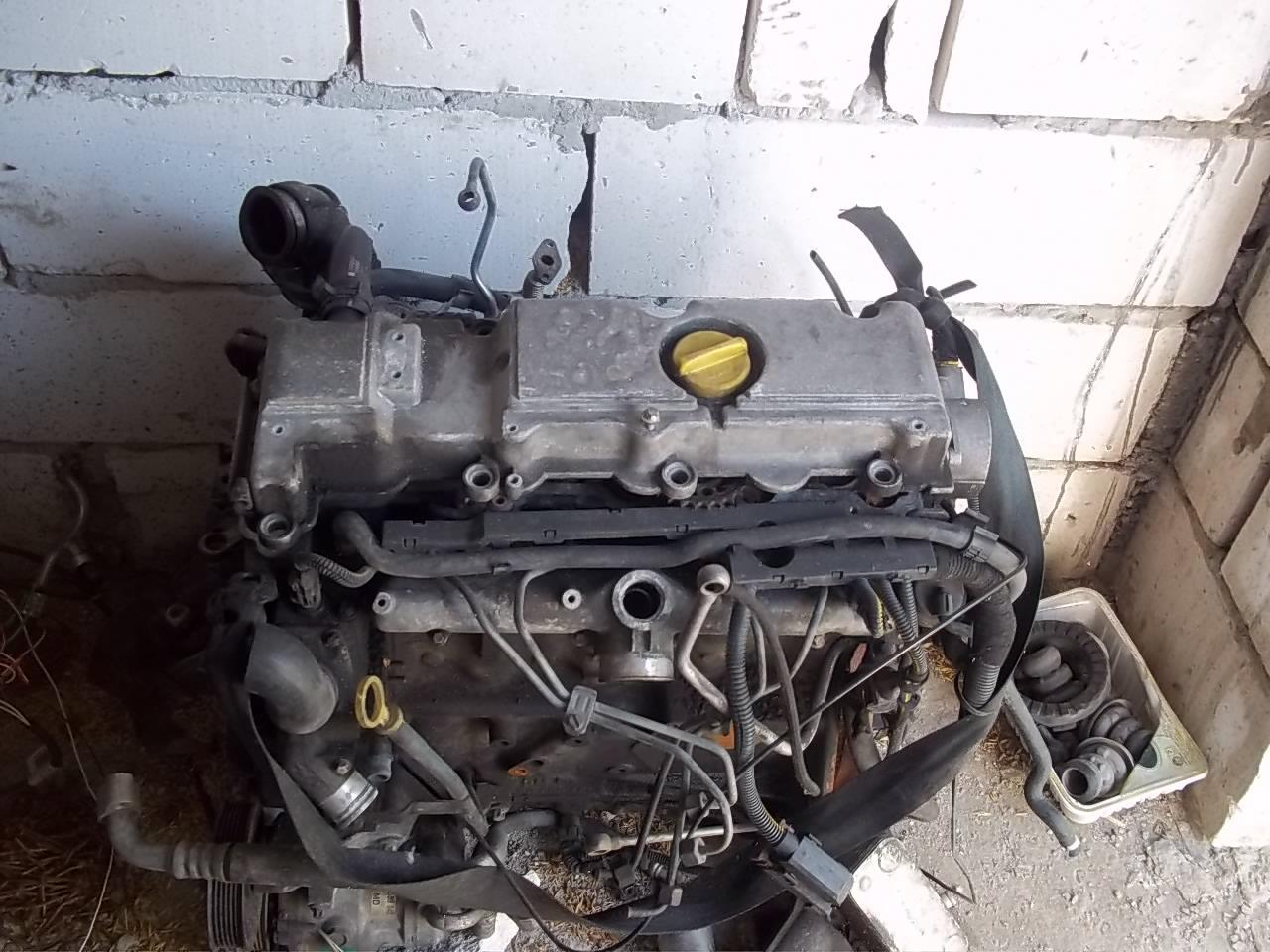 Motor opel astra g 2000 dti
