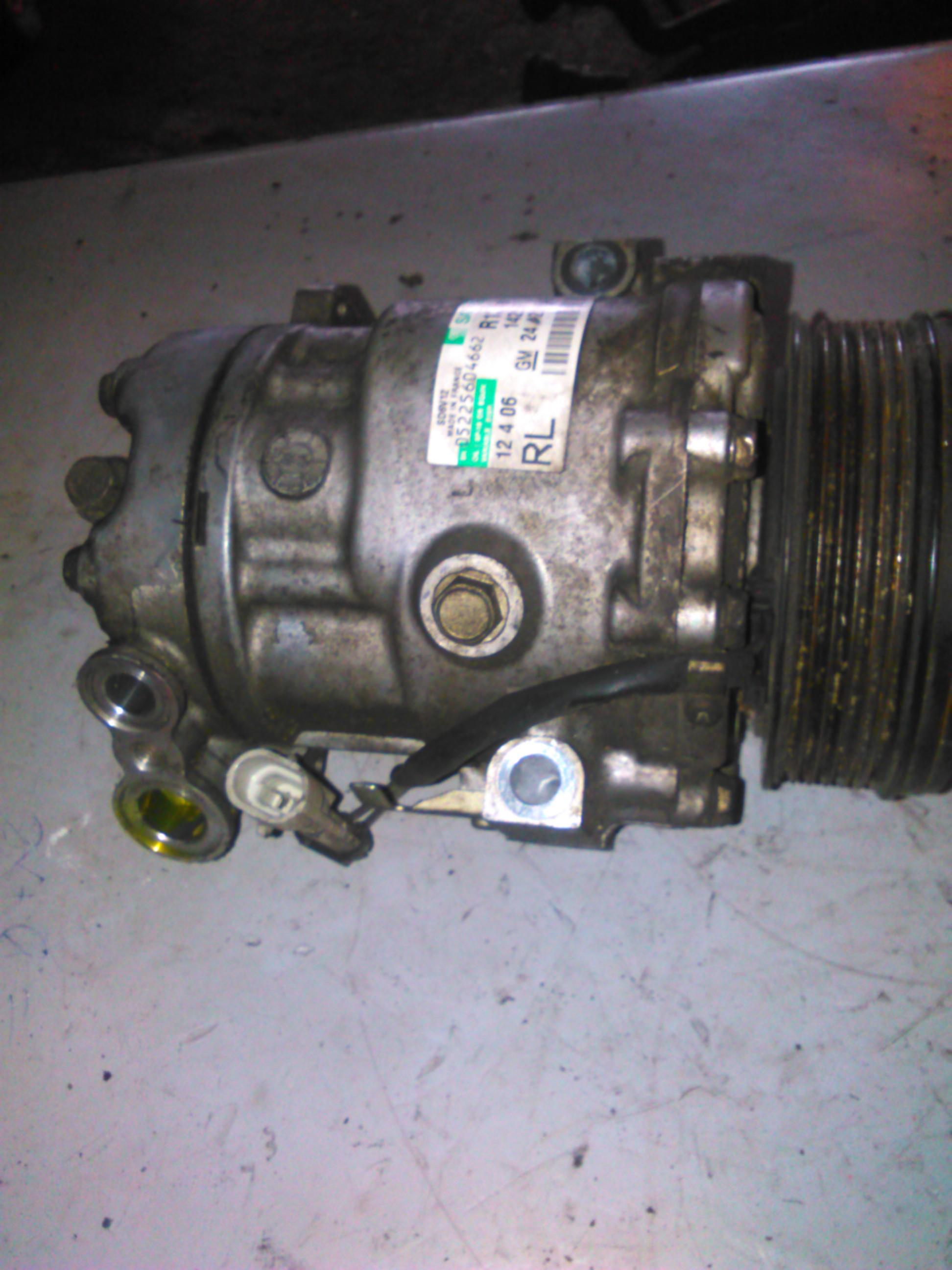 Compresor Ac Opel Combo 1.7dti cod gm24421642
