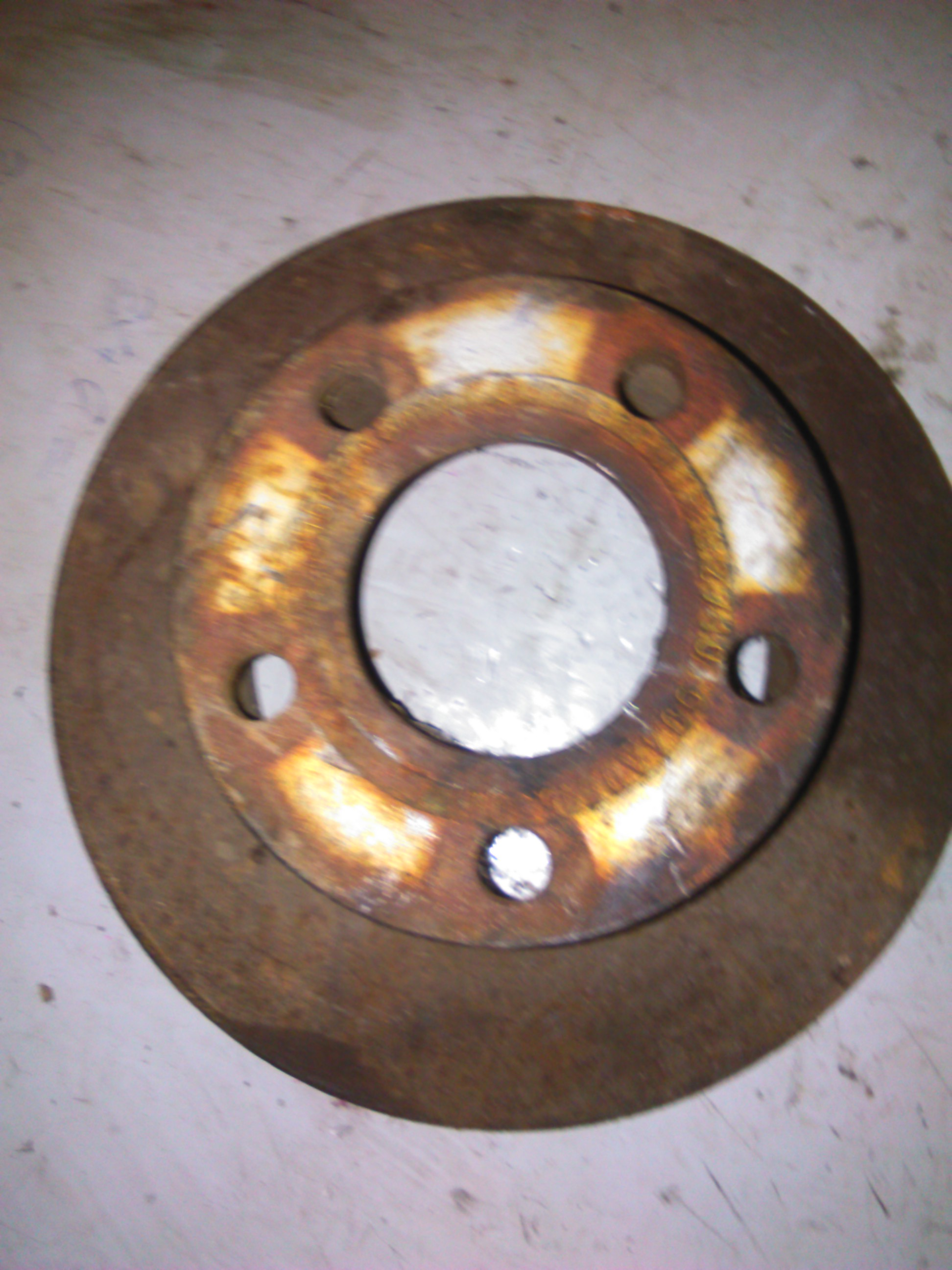 Disc Frana Vw Golf IV