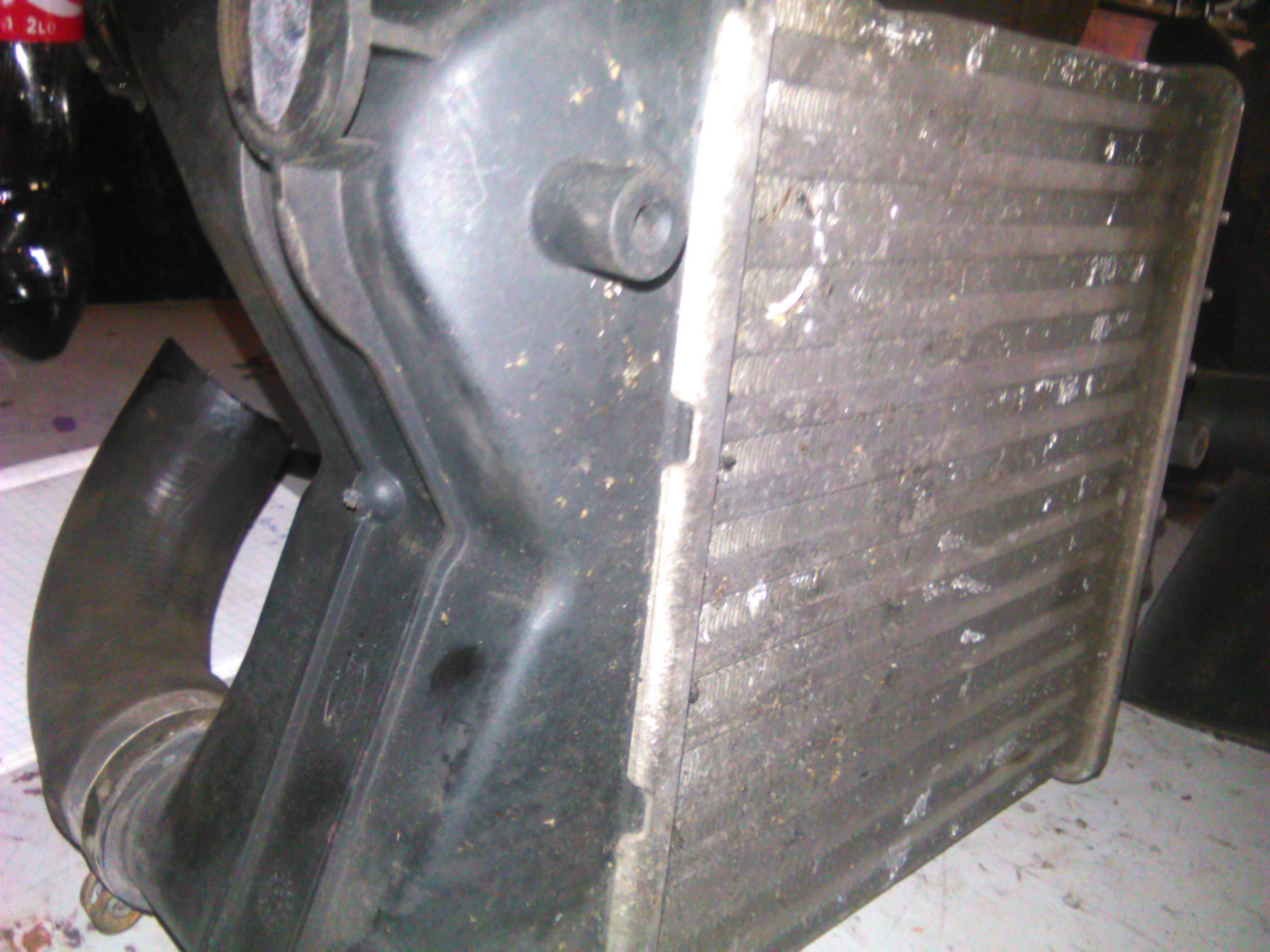 Intercooler Fiat Punto 1.3jtd cod 847850000