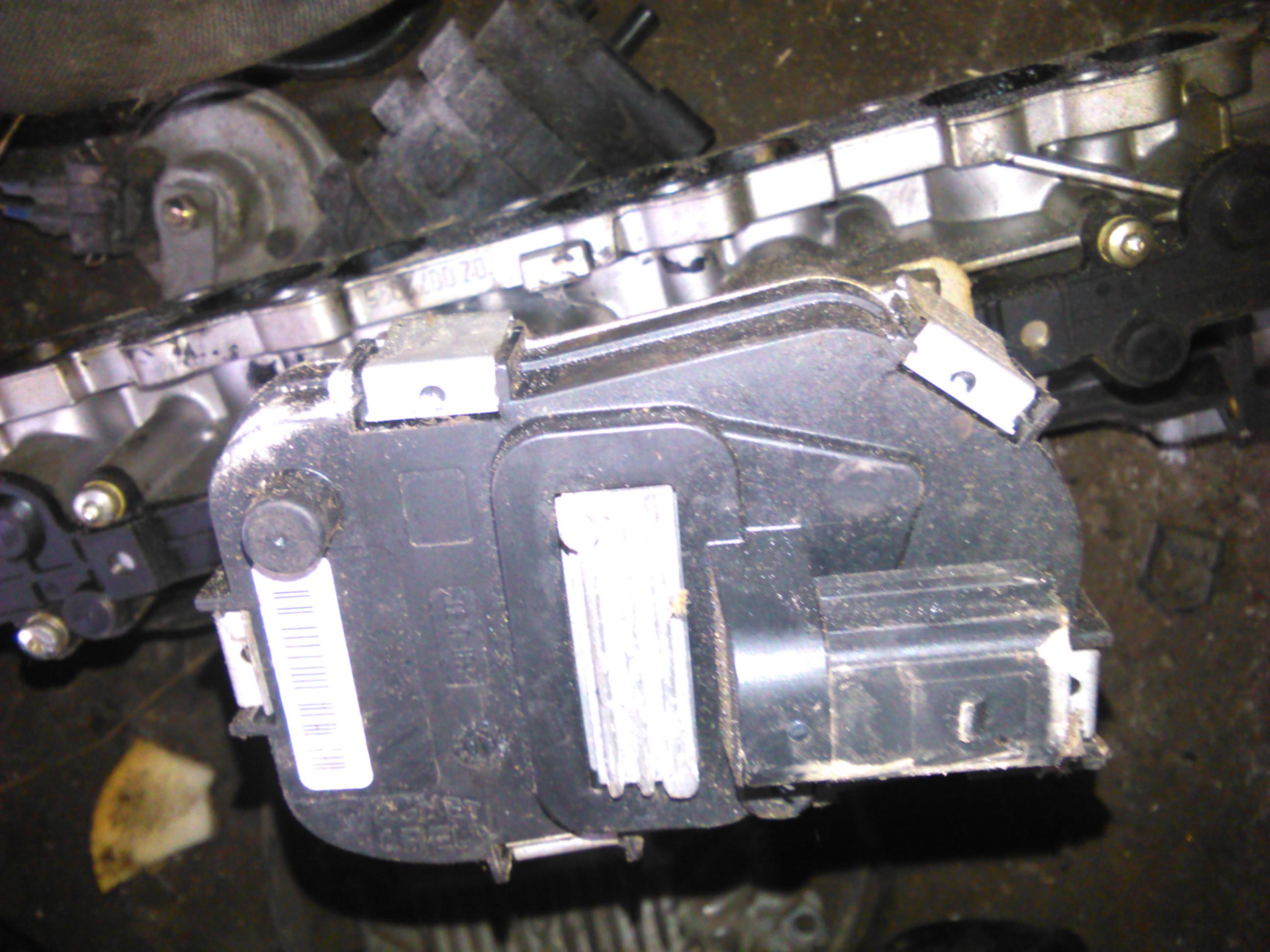 Motoras Galerie de admisie Alfa Romeo 159 1.9jtdm