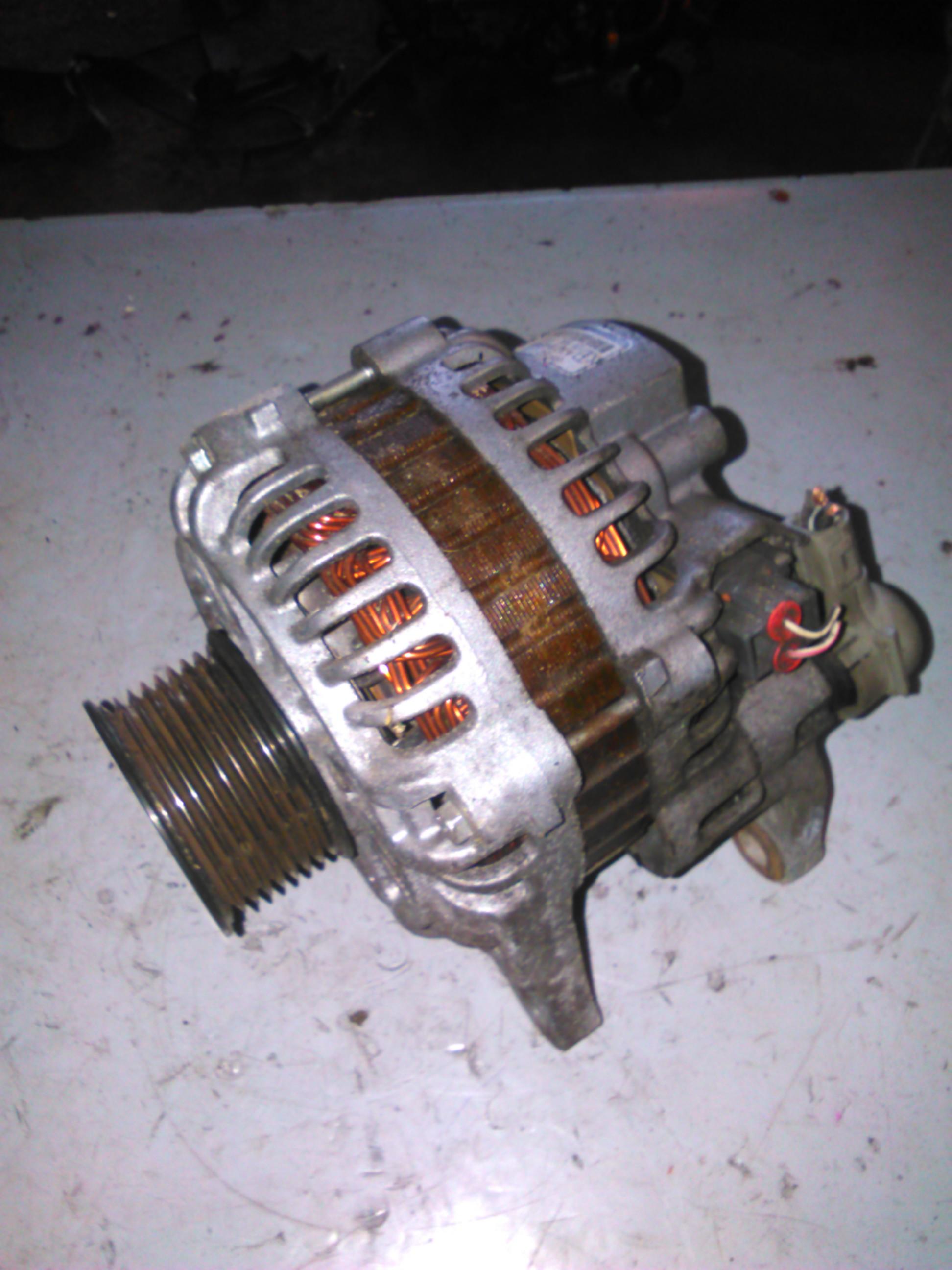 Alternator Mazda  6 2.0DI cod RF5C se potriveste si pe Mazda MPv