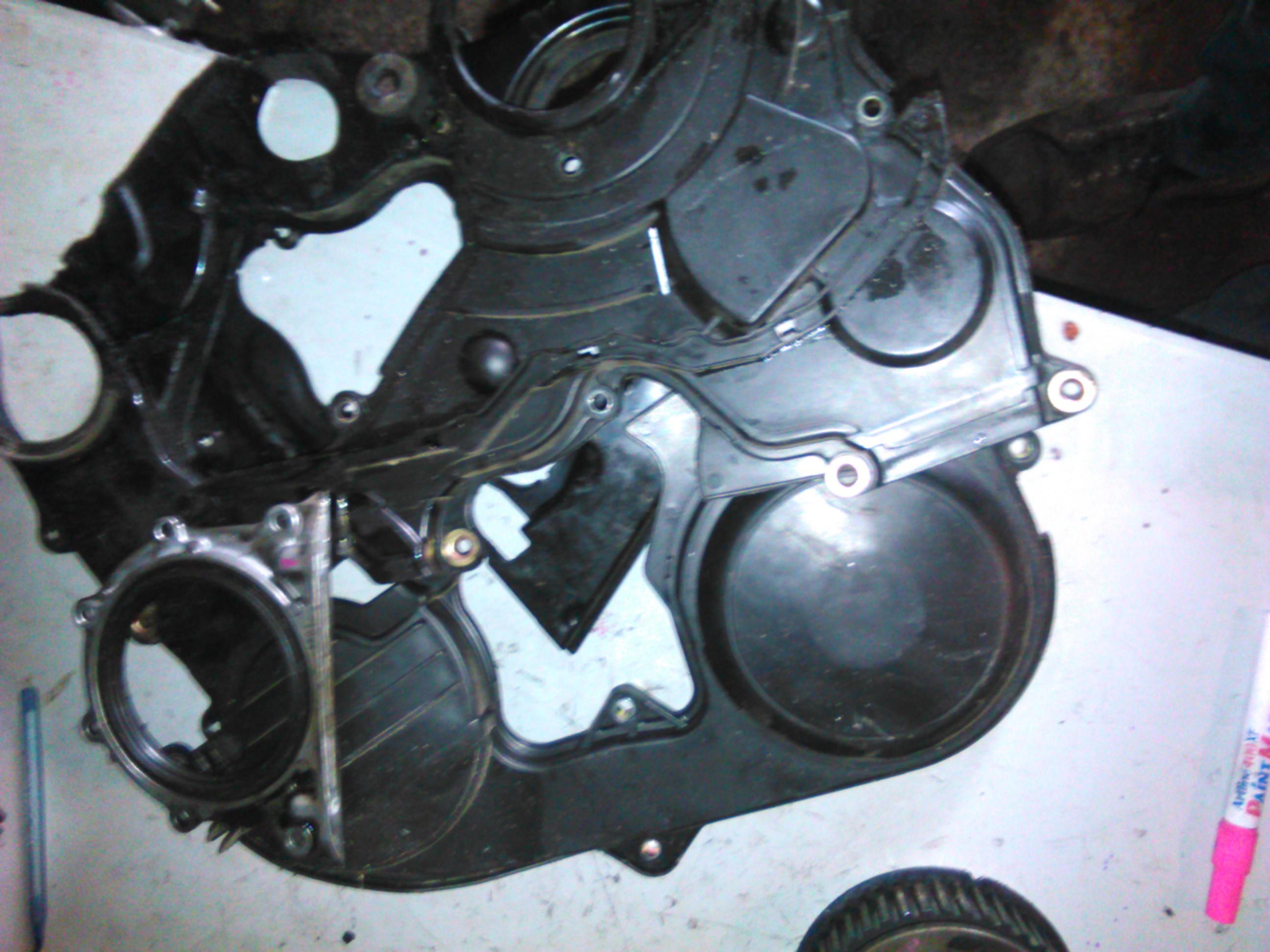 Capac distributie Mazda 6 2.0di RF5
