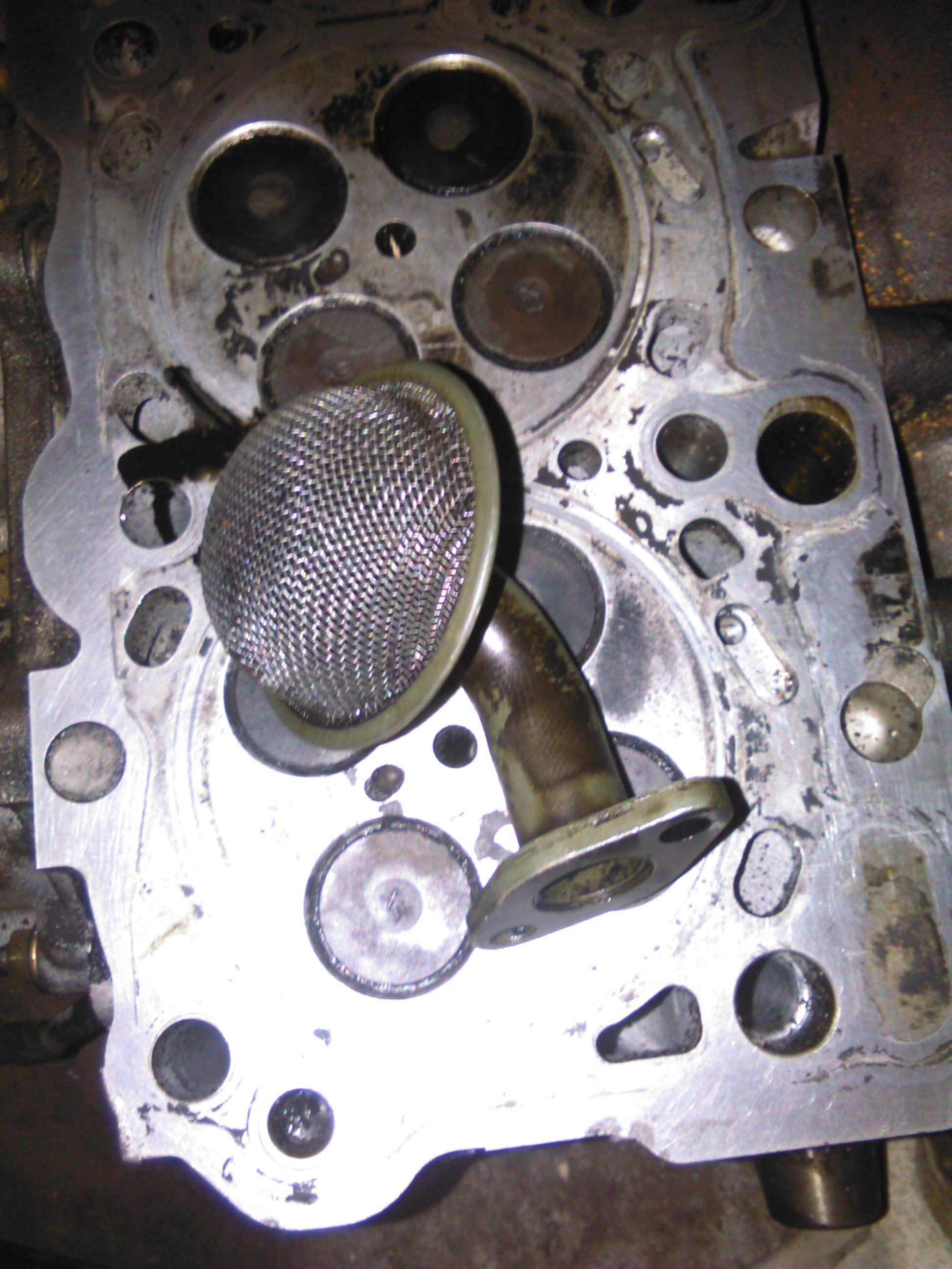 Sorb ulei Mazda 6 2.0di RF5C