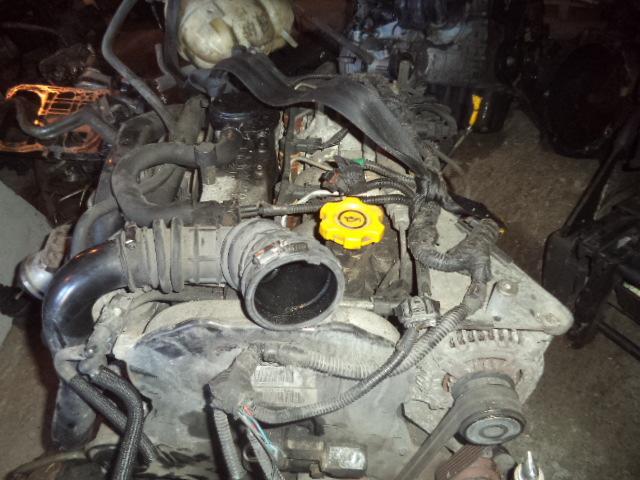Motor Chrysler Voyager 2.5crd