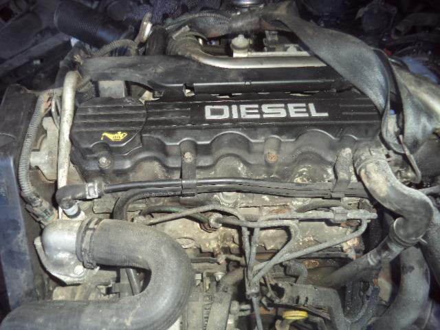 Motor Opel Astra G 1.7TD X17DTL